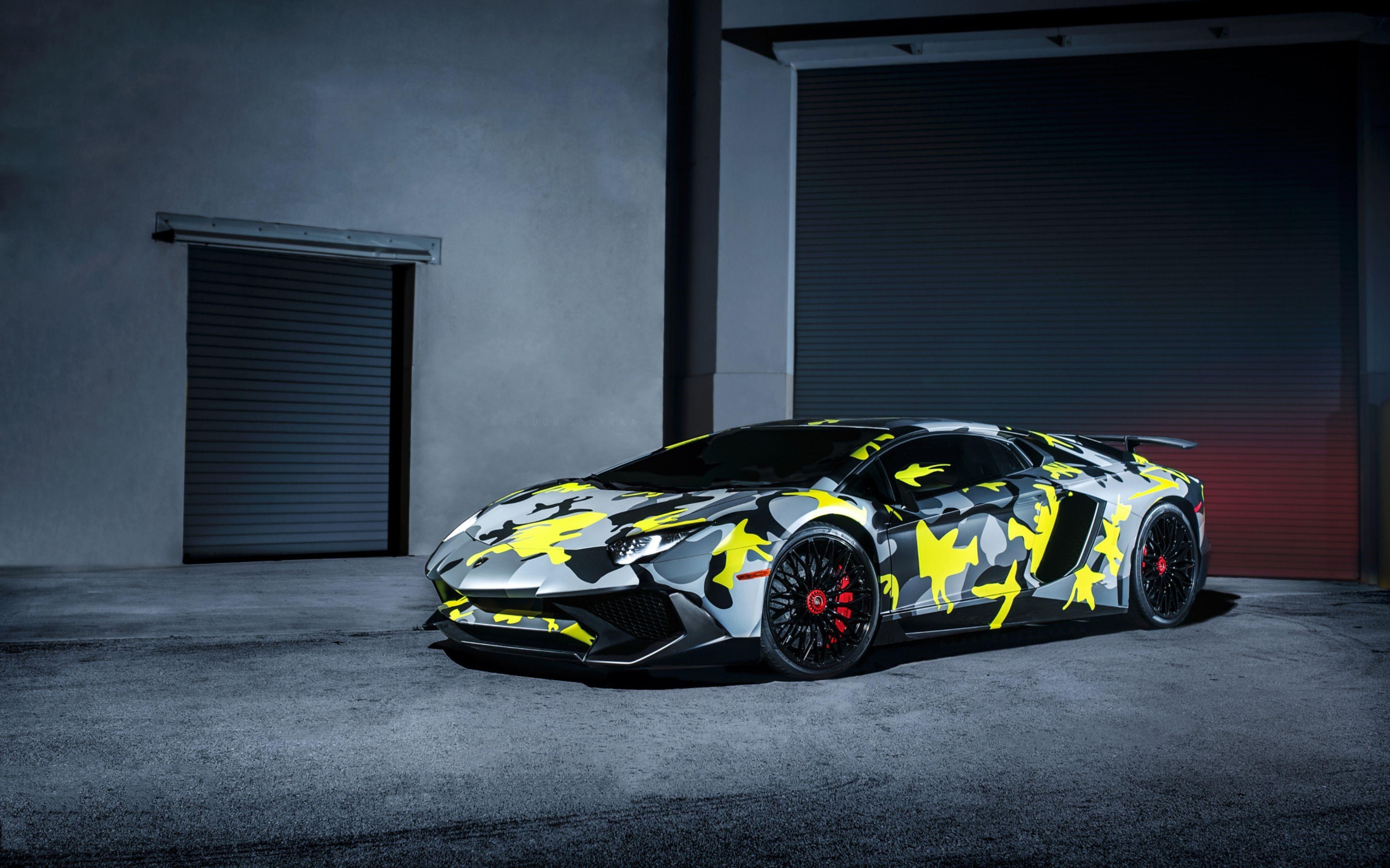 Lamborghini Background