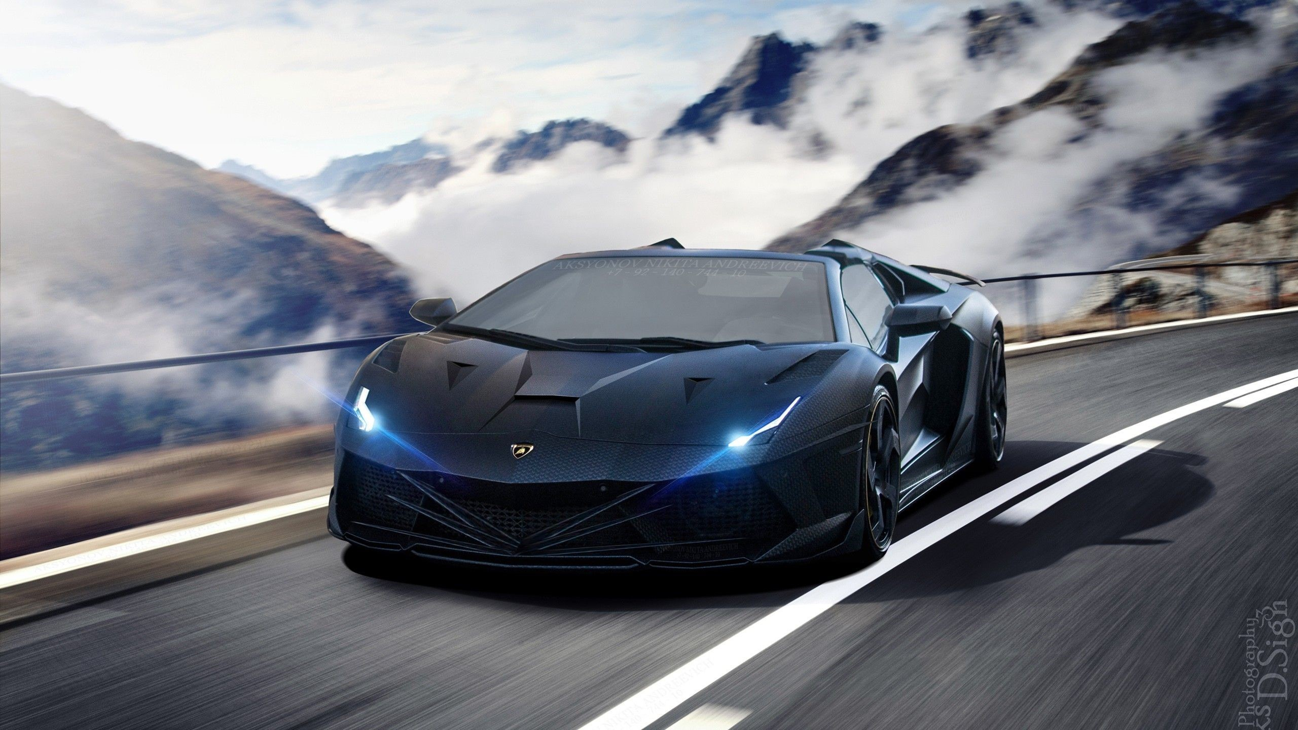 Lamborghini Desktop Wallpapers