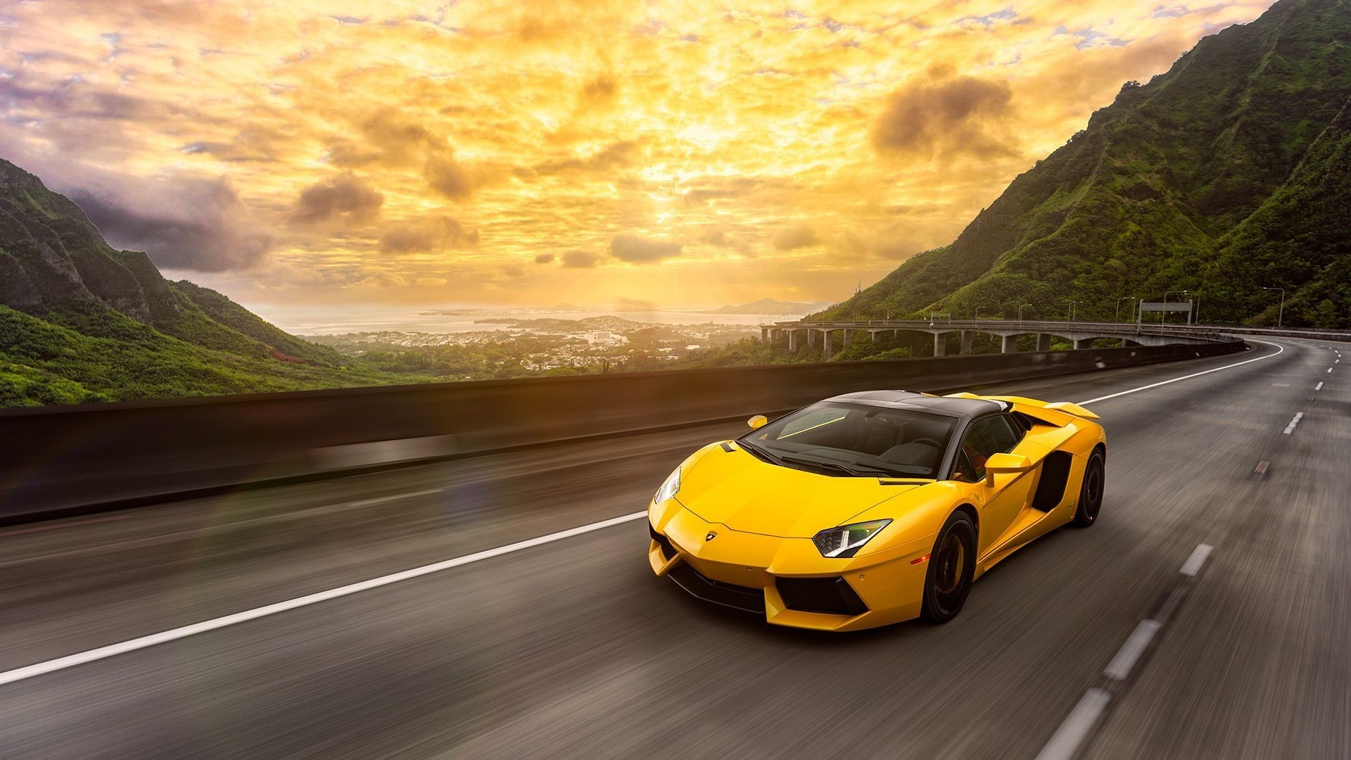Lamborghini HD Background