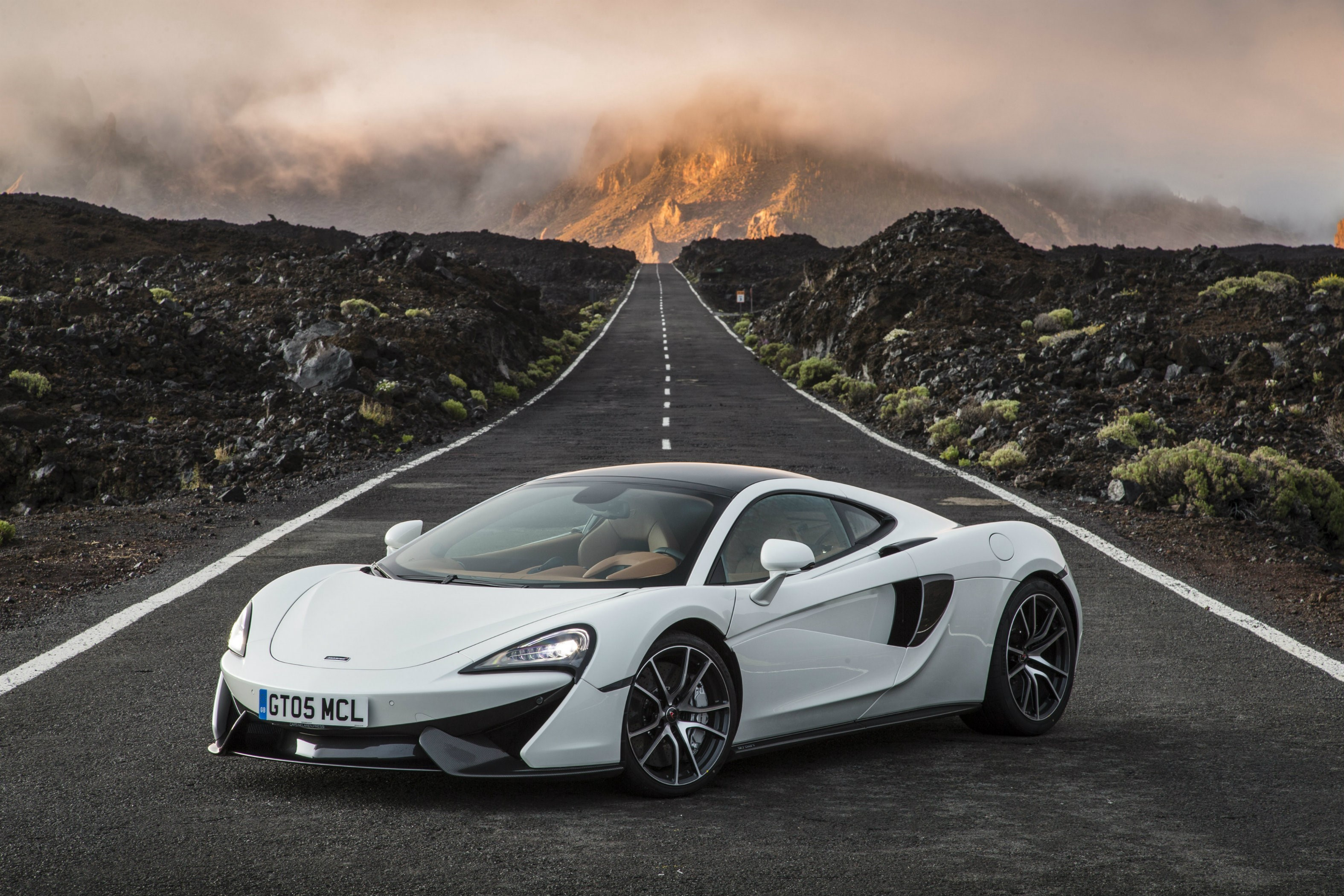 McLaren 570S 1080p Wallpapers
