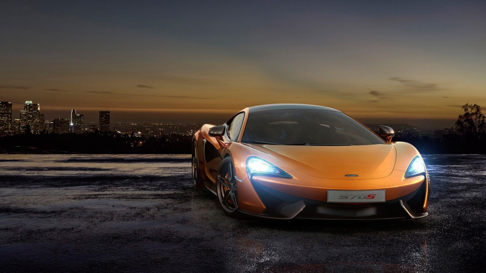 McLaren 570S Free Wallpaper