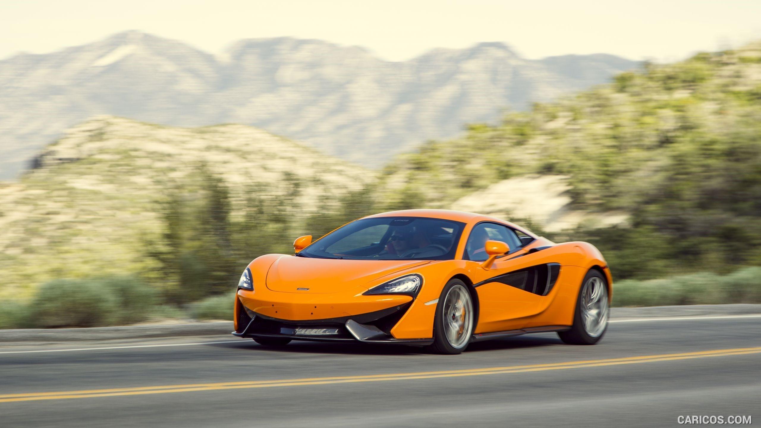 McLaren 570S Gallery