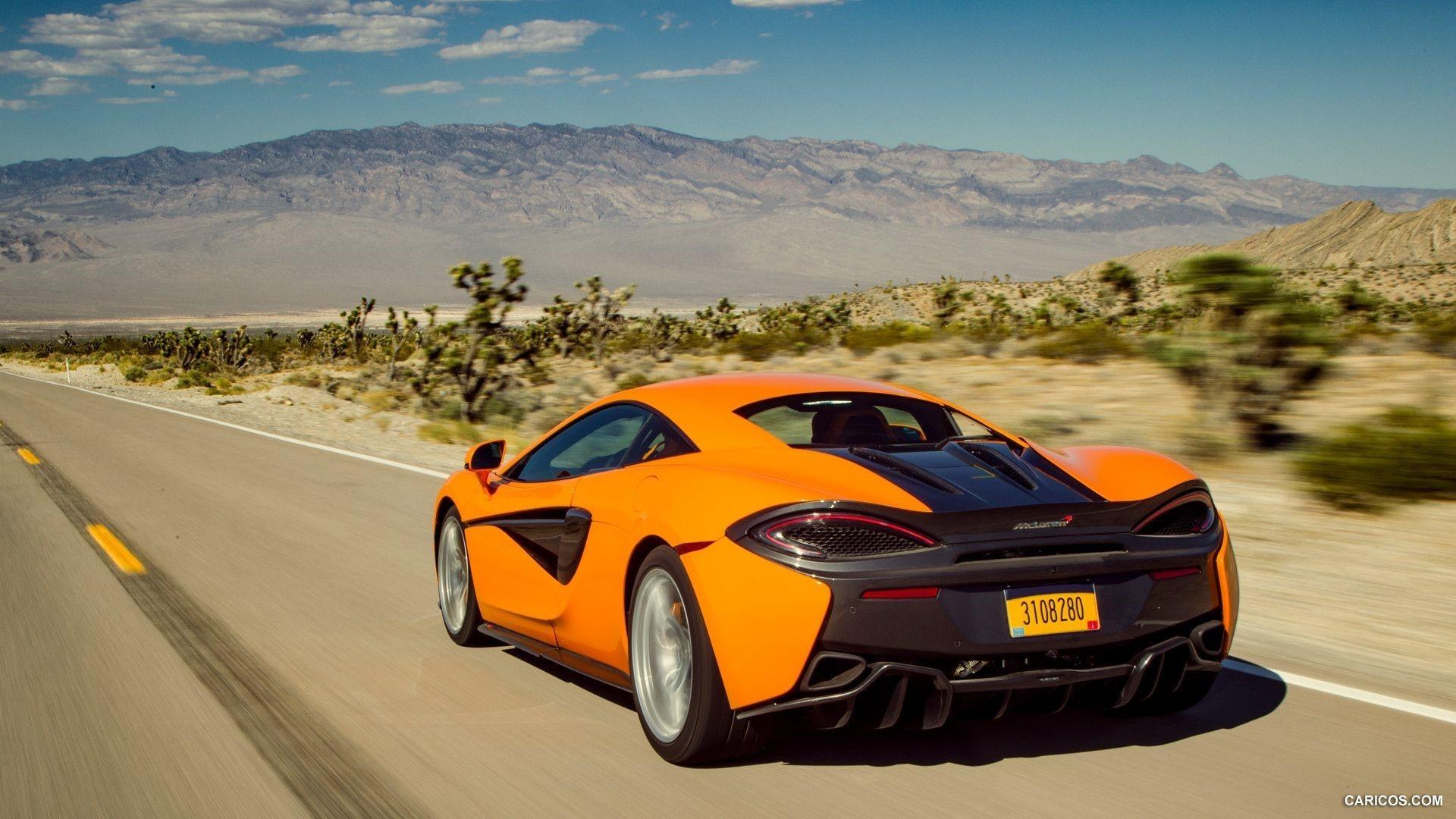 McLaren 570S Photo