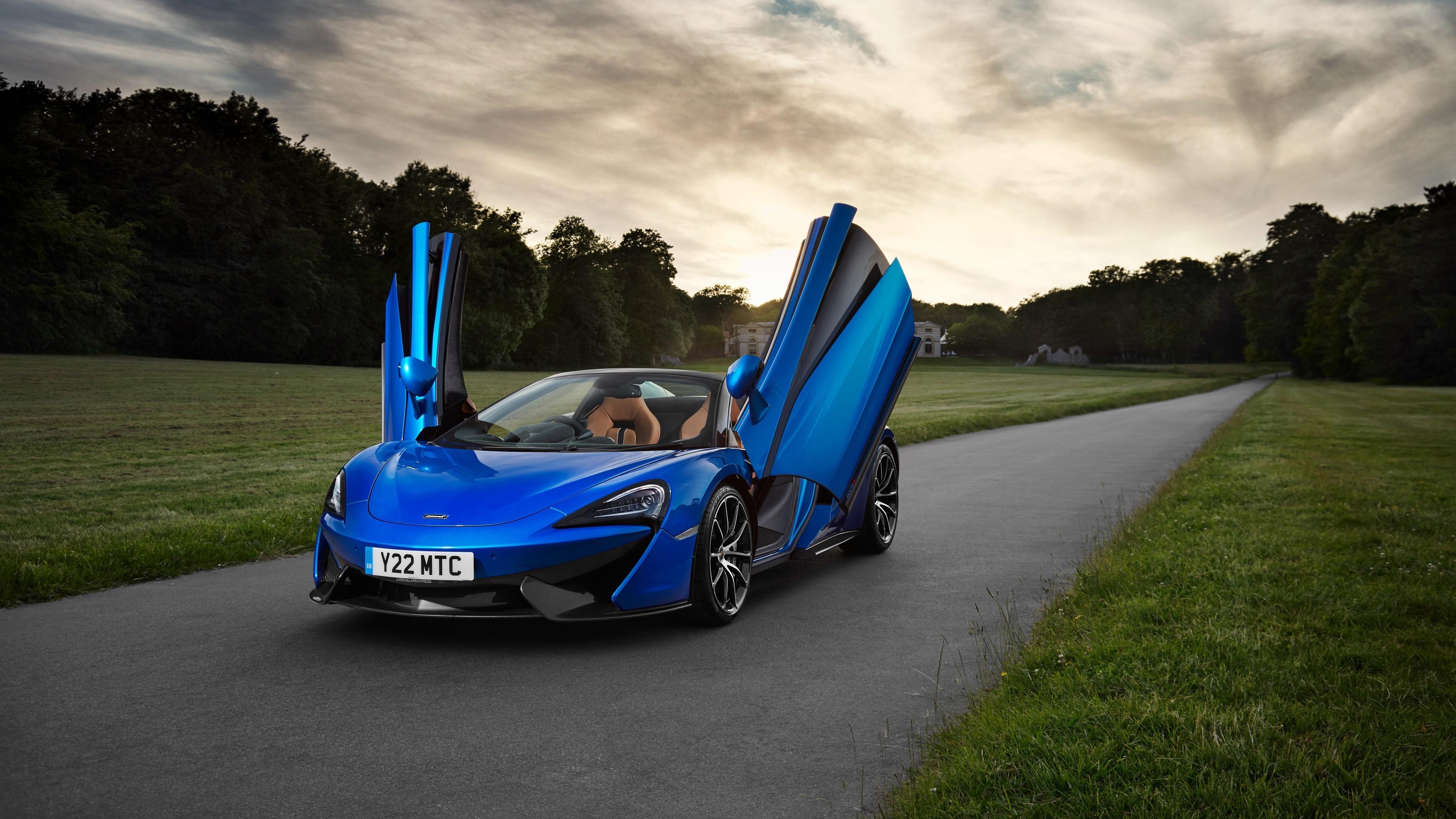 McLaren 570S Photos