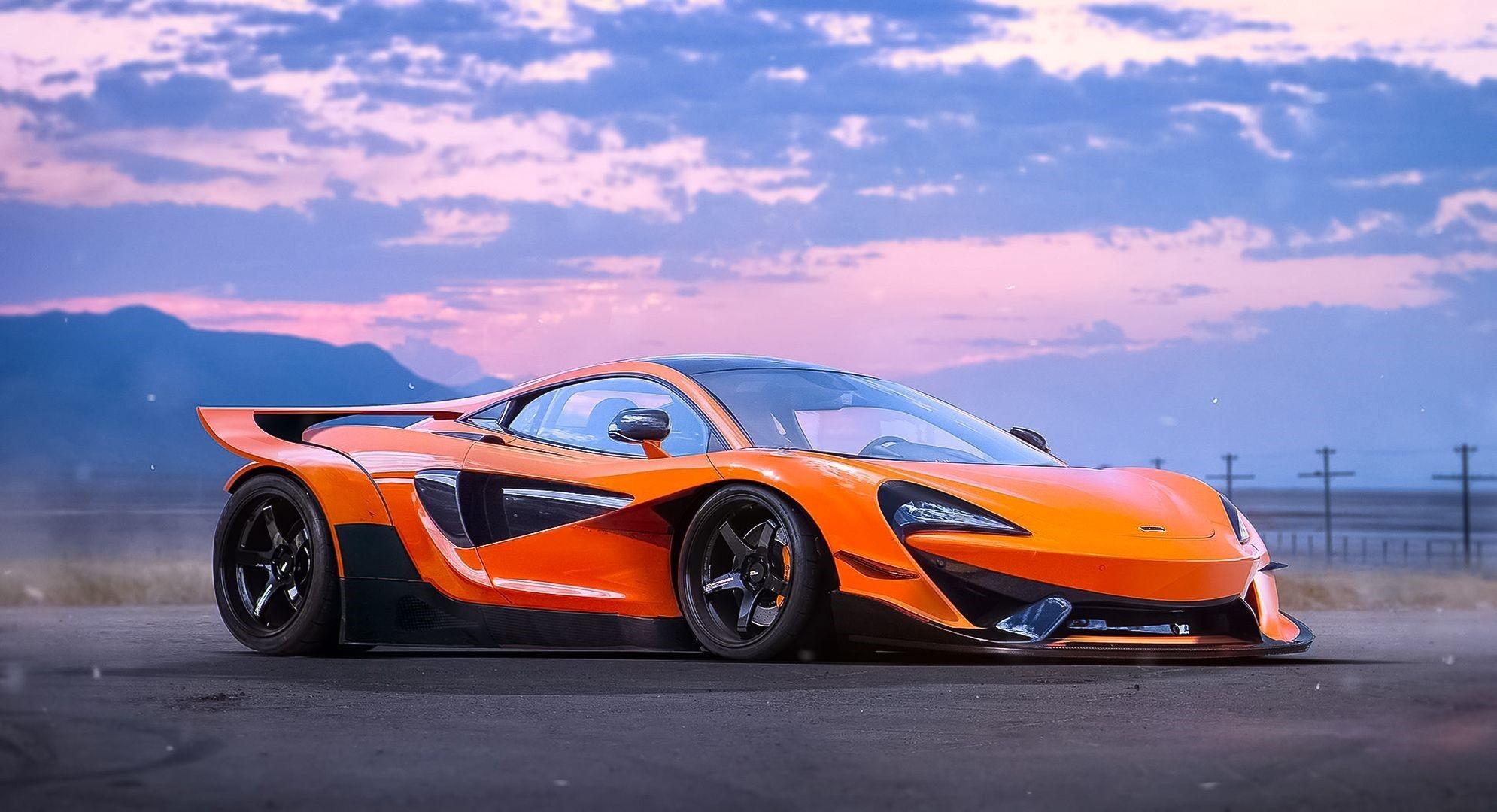 McLaren 570S Pics