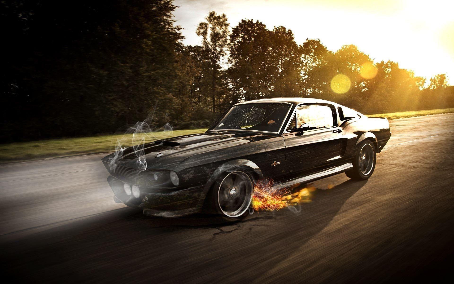 Mustang Free Wallpaper