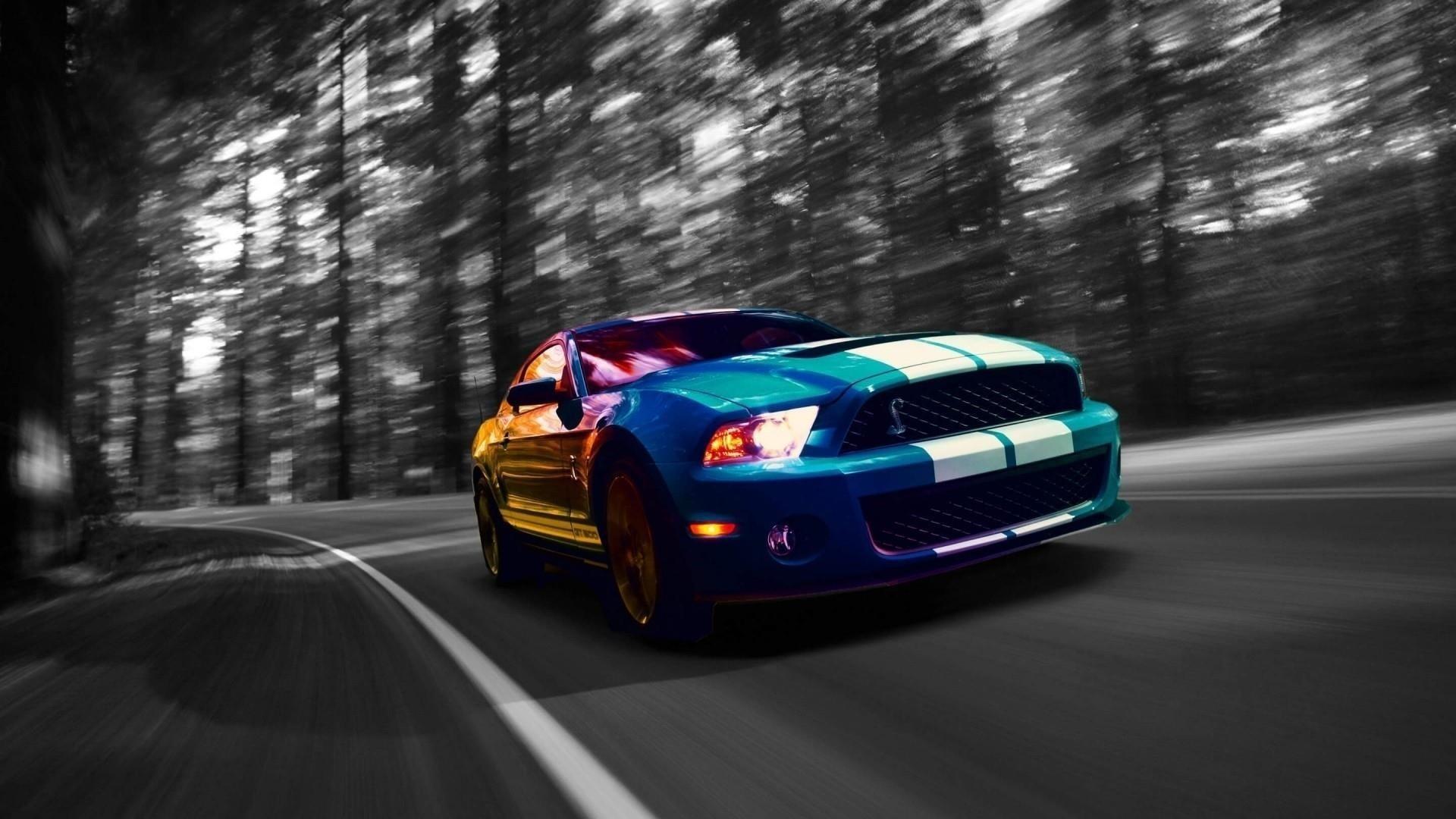Mustang Mobile Wallpapers