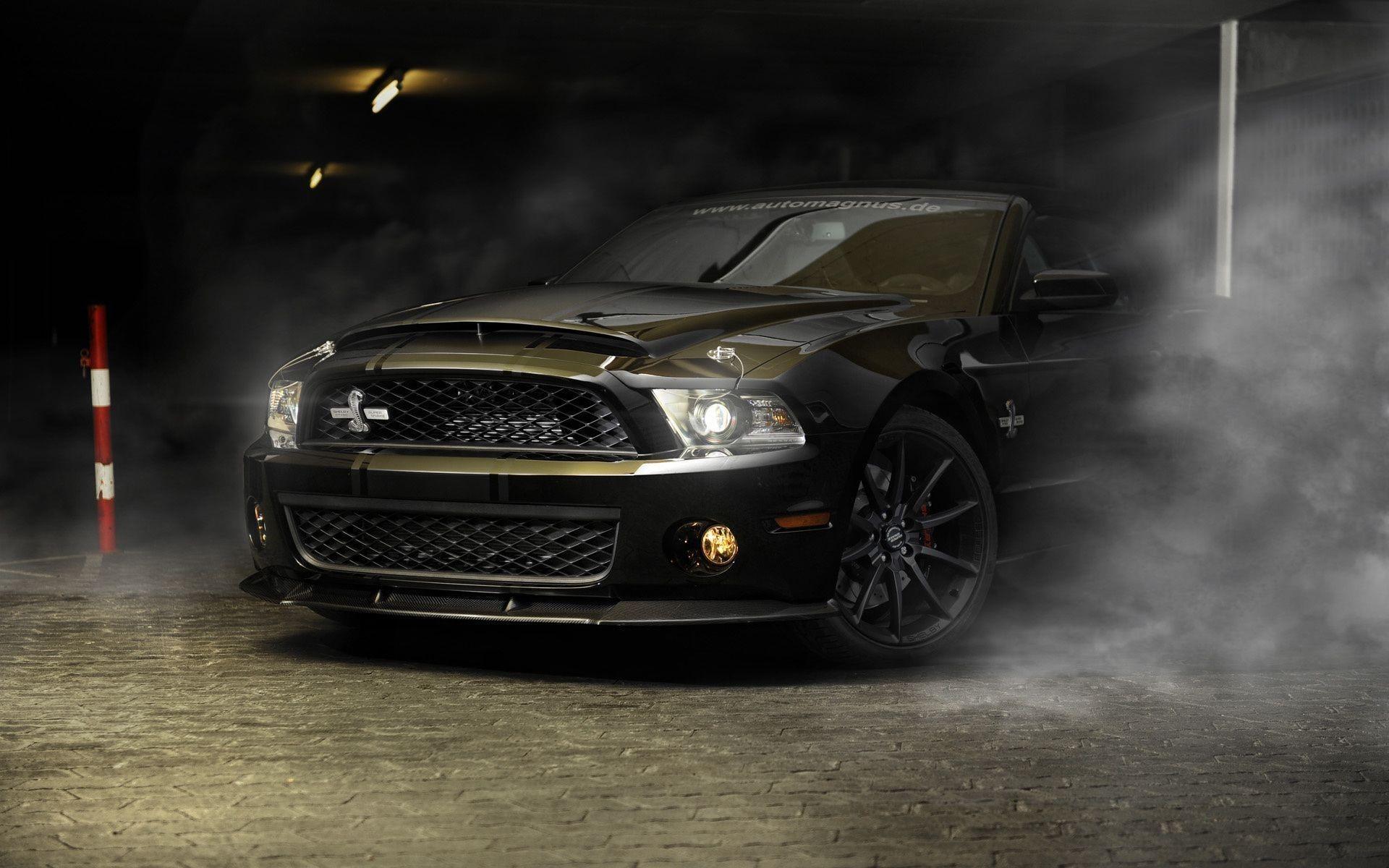 Mustang UHD Wallpapers