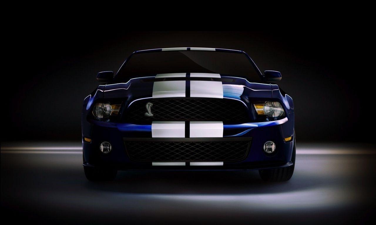 Mustang Windows Background