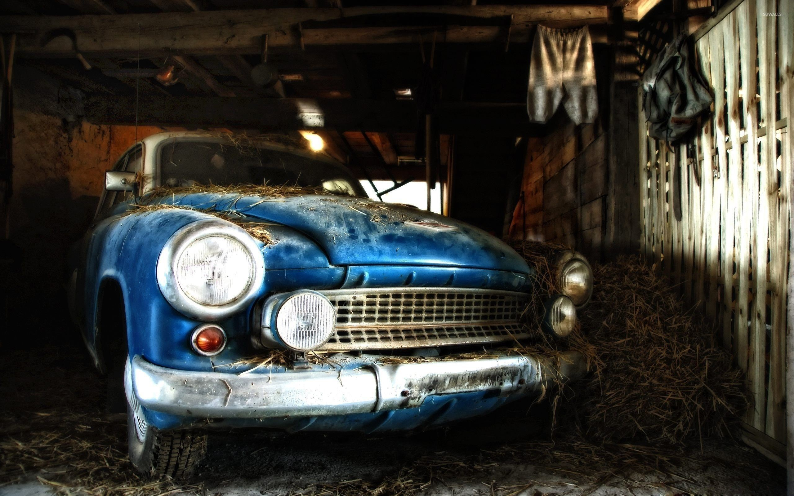 Old Cars Desktop Wallpapers