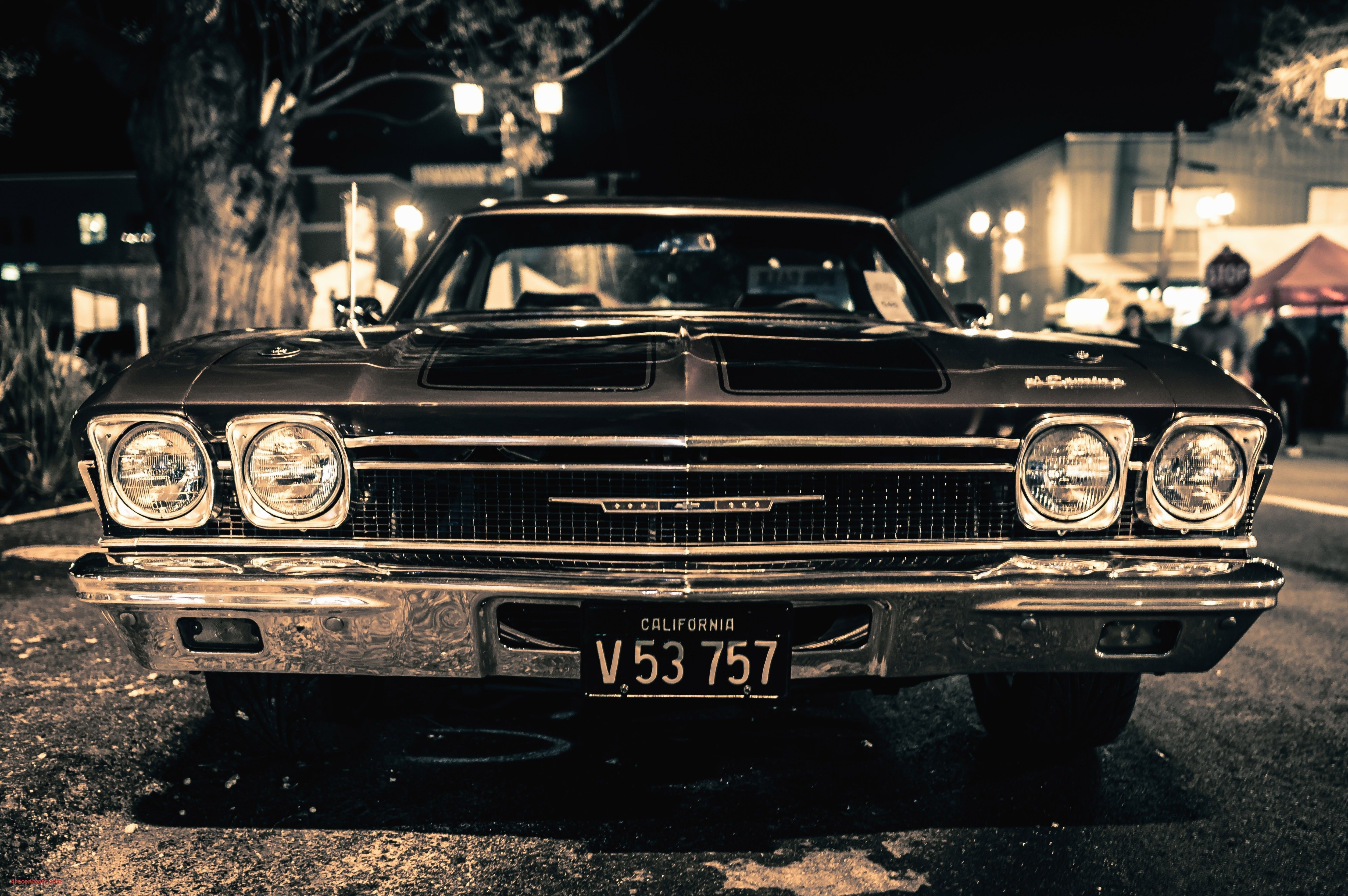 Old Cars UHD Wallpapers