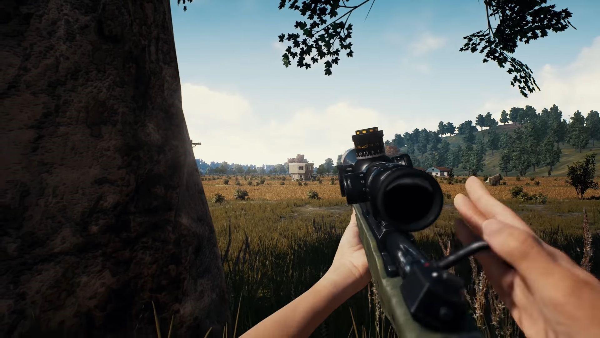 PUBG Sniper Desktop Wallpapers