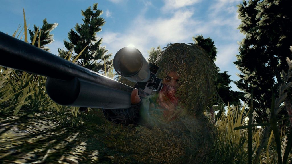 Pubg Sniper Hd Wallpapers Wallpaper Download High