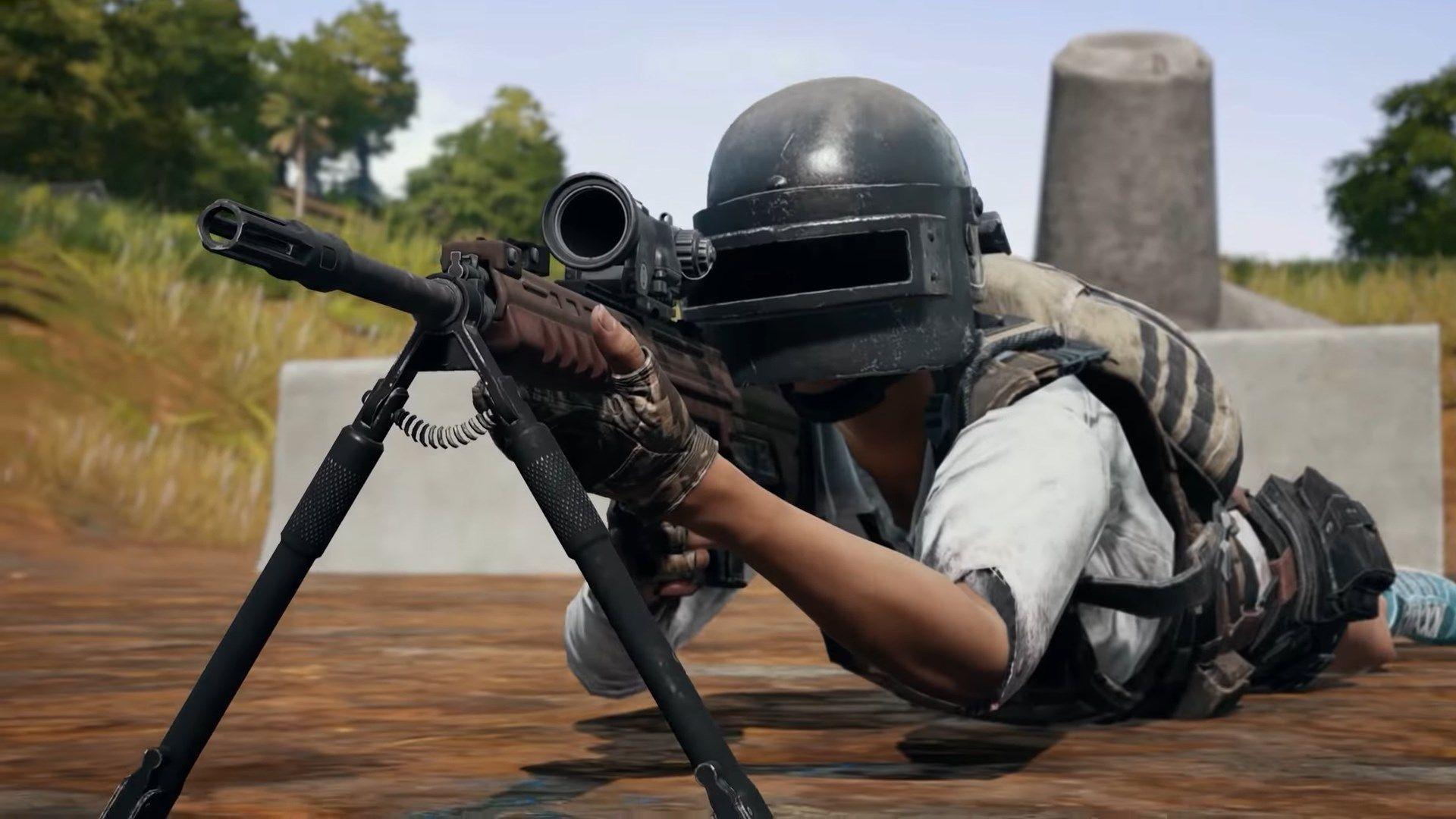 PUBG Sniper Photos