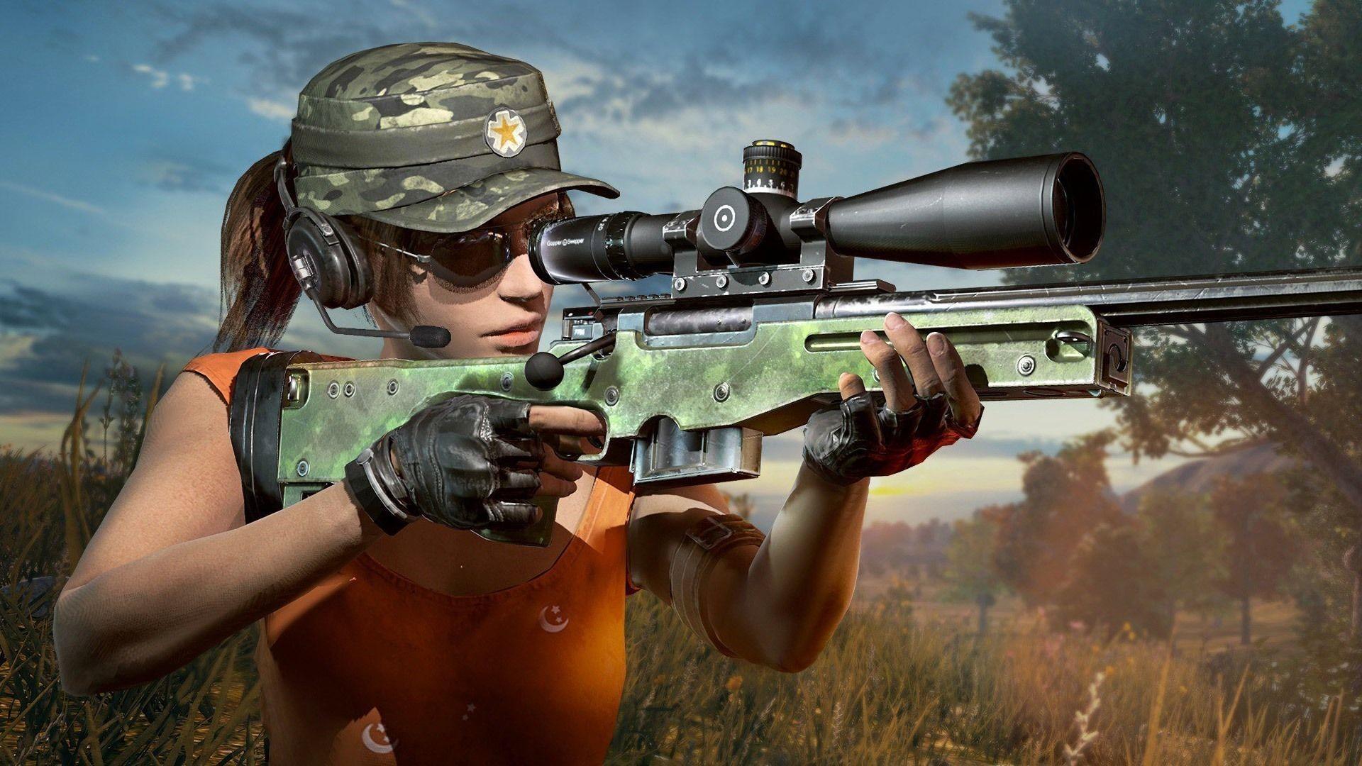 PUBG Sniper Review