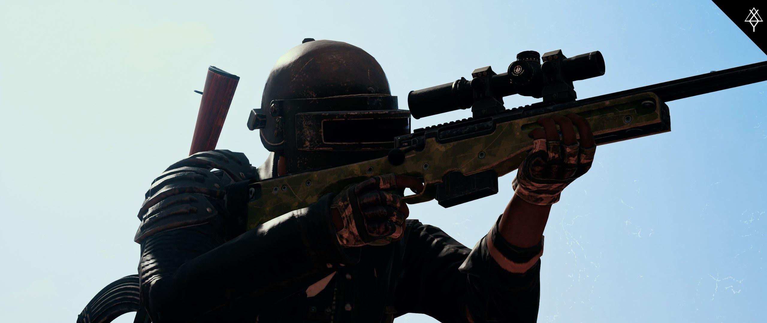 PUBG Sniper UHD Wallpapers