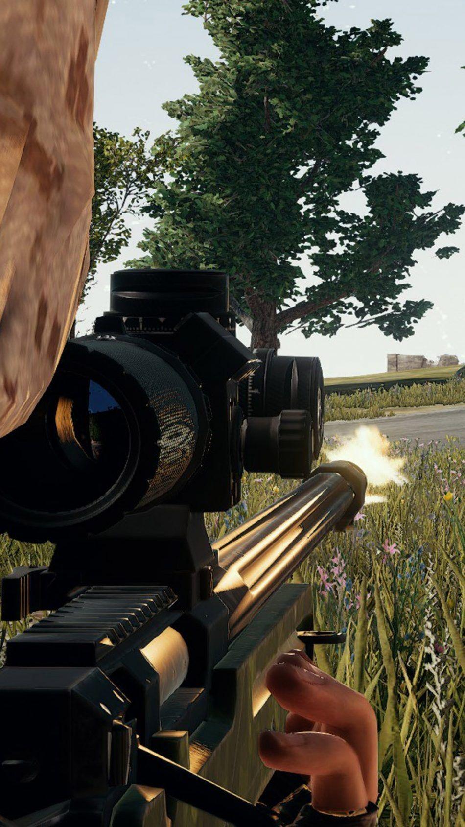 PUBG Sniper Wallpaper