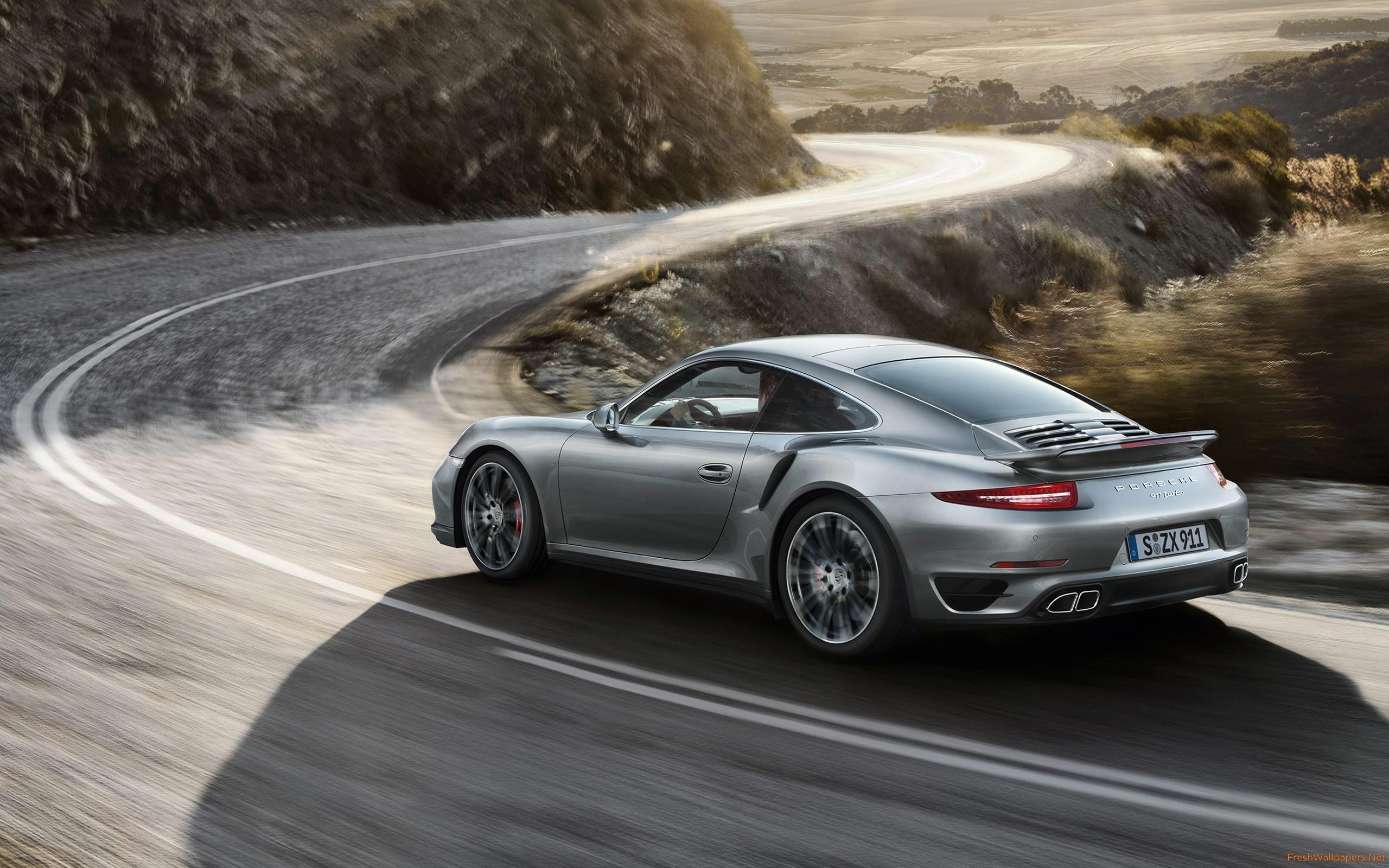 Porsche 911 Turbo 1080p Wallpapers