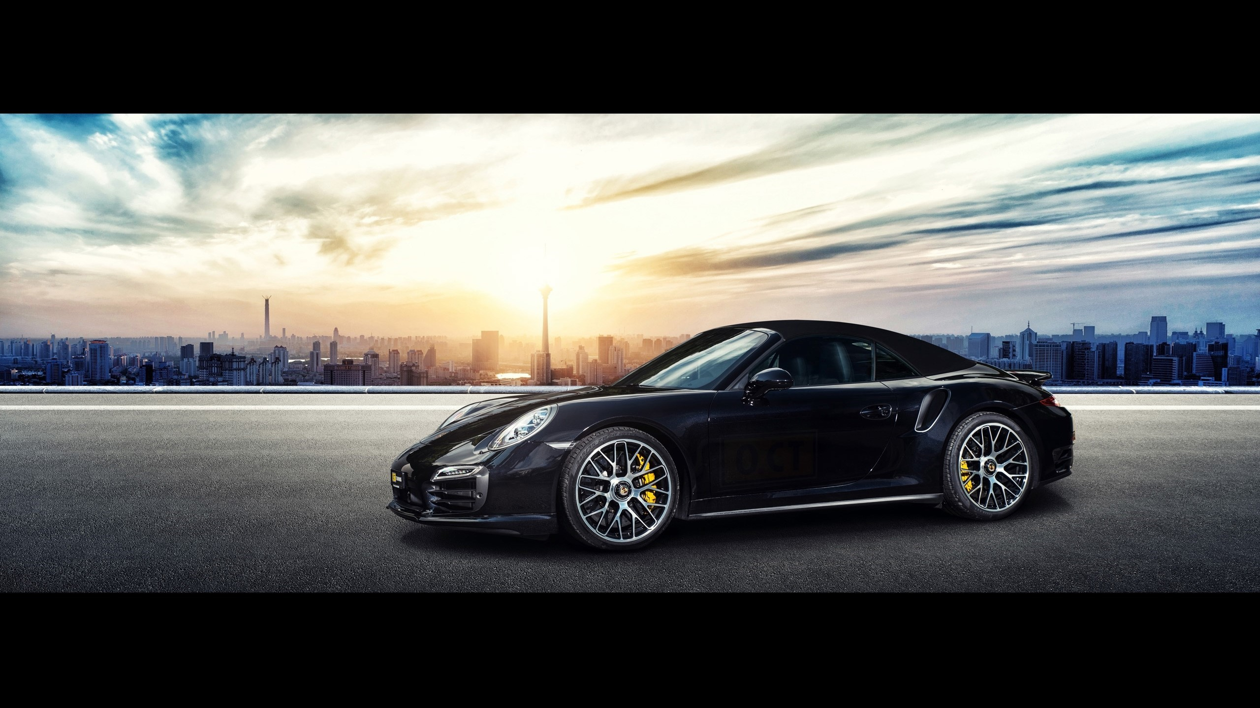 Porsche 911 Turbo 4K Wallpapers