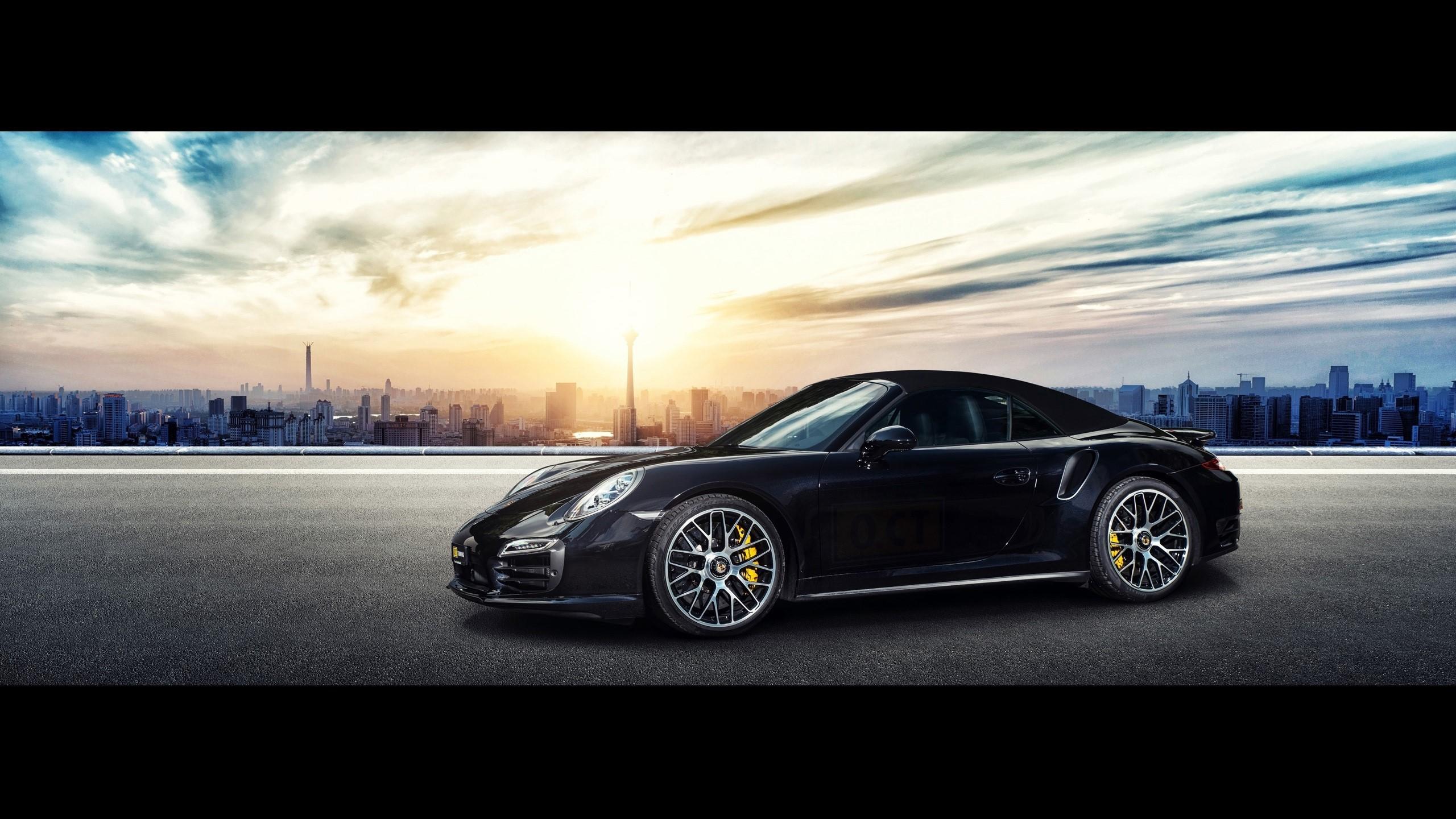 Porsche 911 Turbo 4K Wallpapers