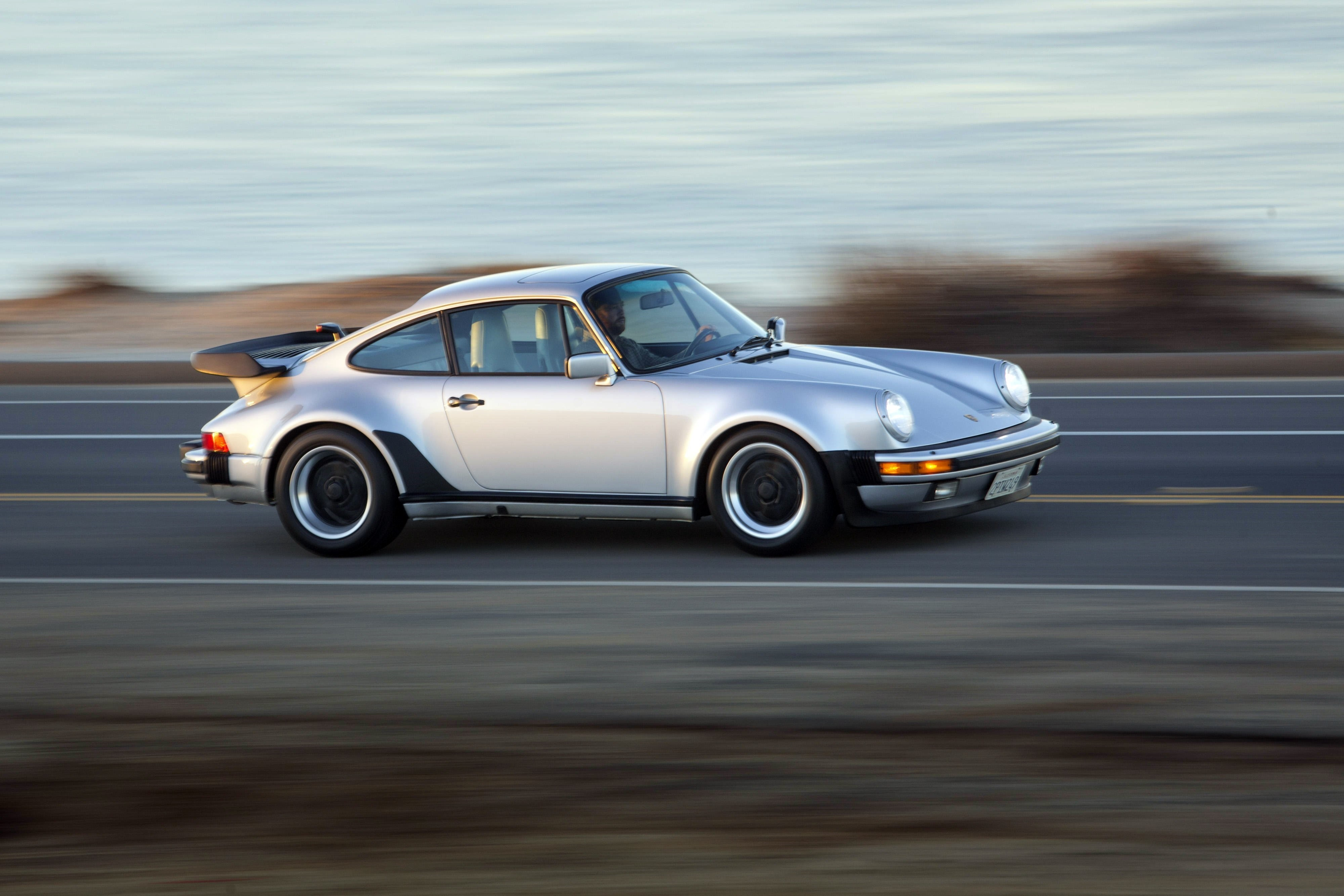 Porsche 911 Turbo Android Wallpapers