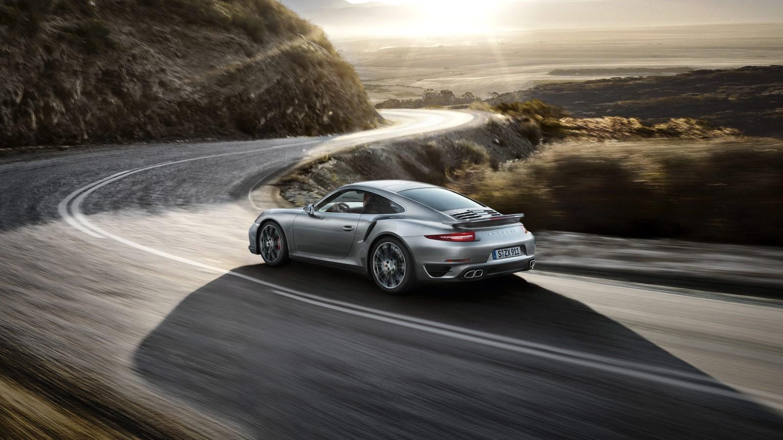 Porsche 911 Turbo Desktop Wallpapers