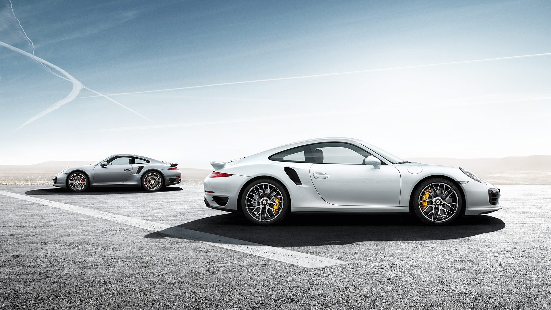Porsche 911 Turbo Free Wallpaper