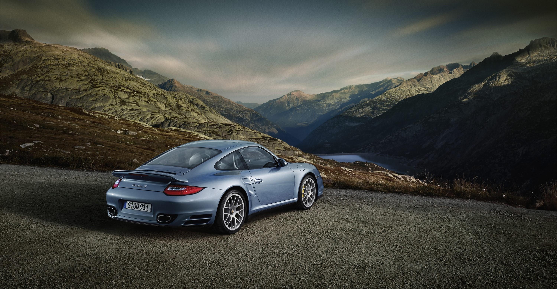 Porsche 911 Turbo Mobile HD Wallpaper