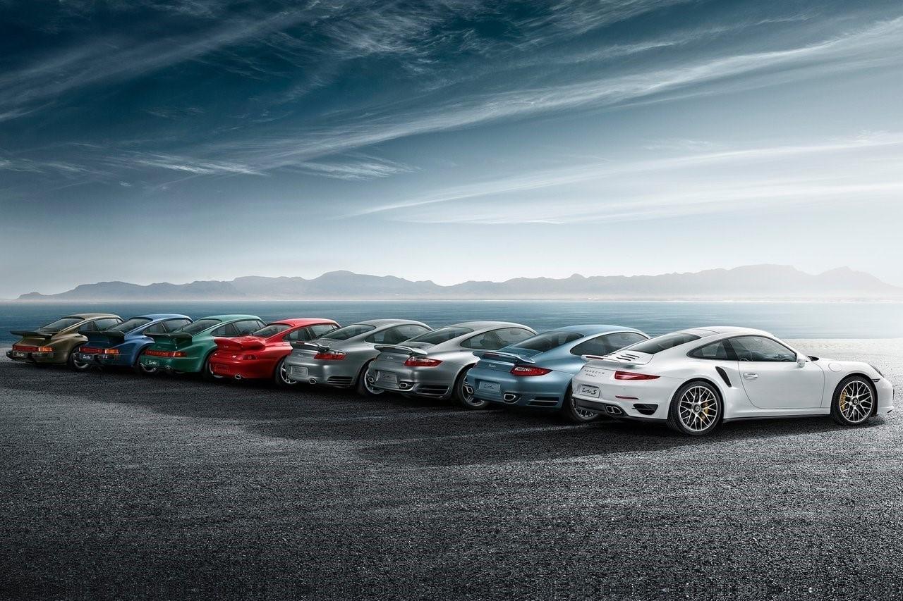Porsche 911 Turbo Mobile Wallpapers