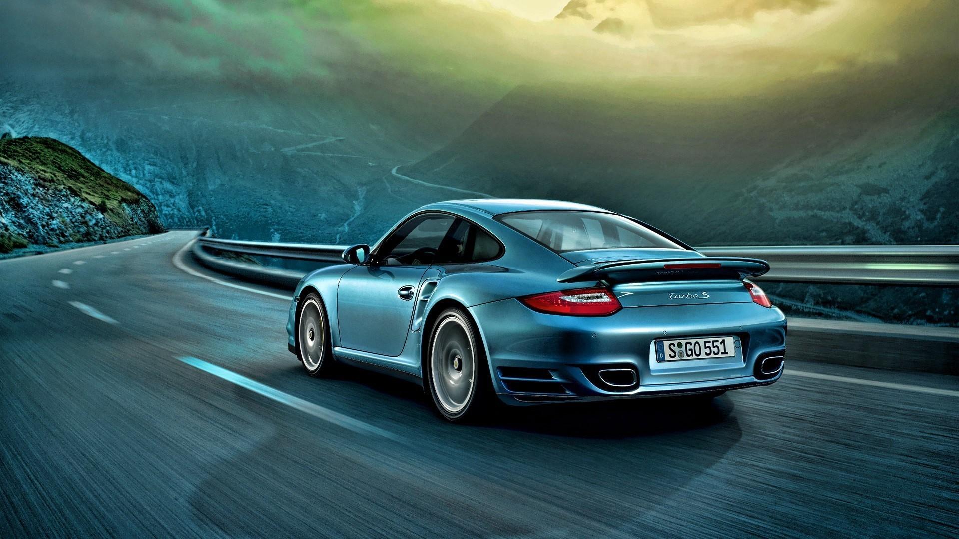 Porsche 911 Turbo Photo