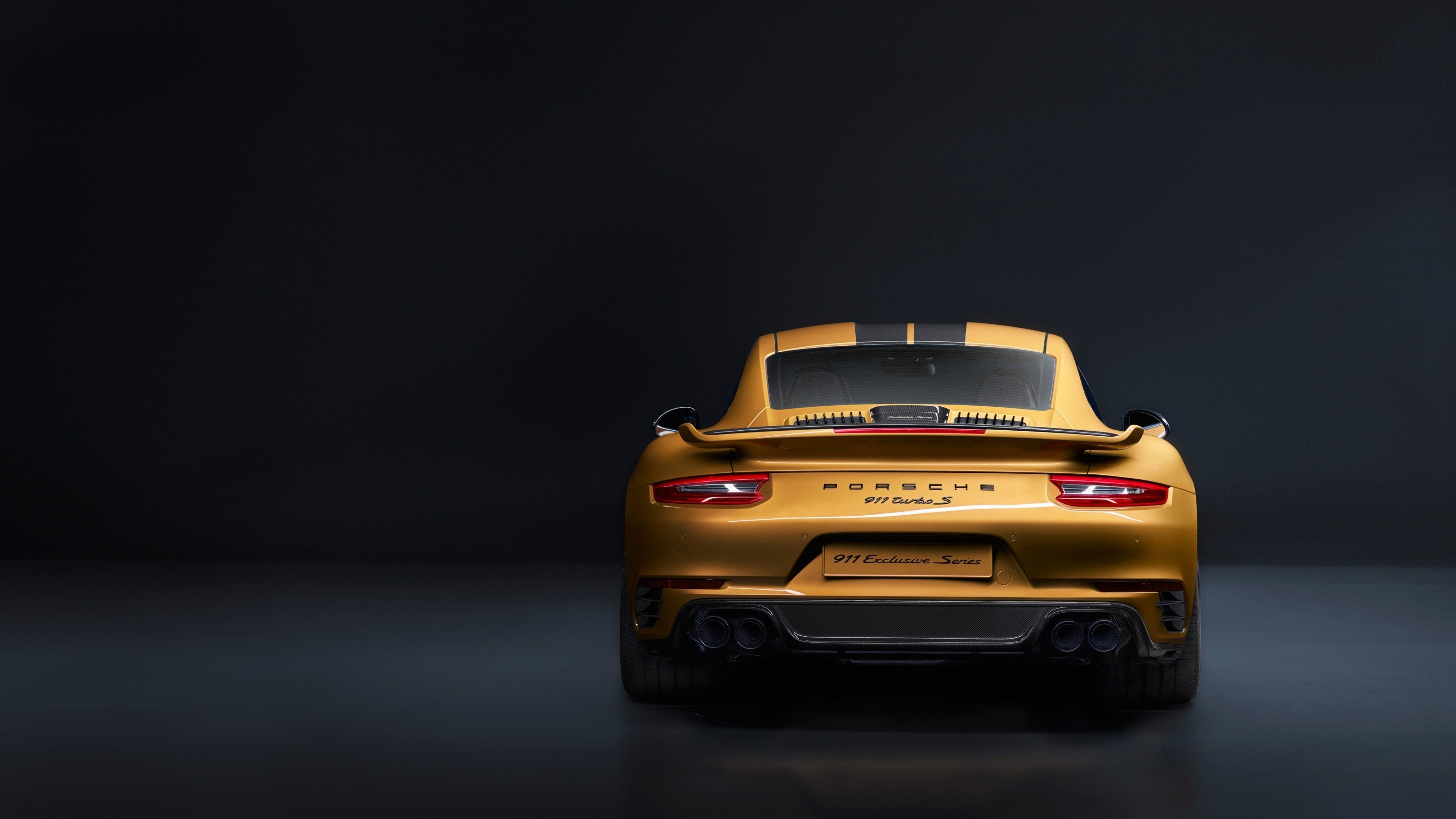 Porsche 911 Turbo Pictures