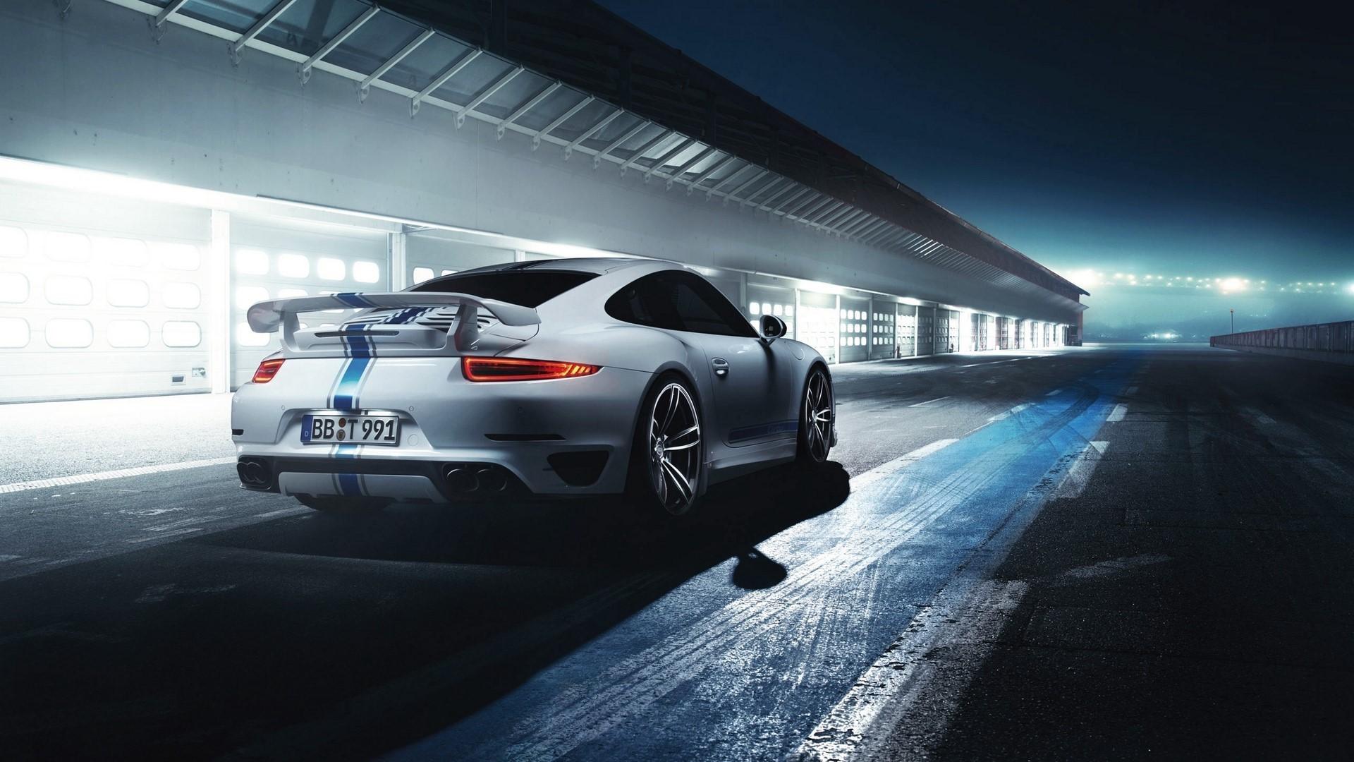Porsche 911 Turbo Samsung Wallpapers
