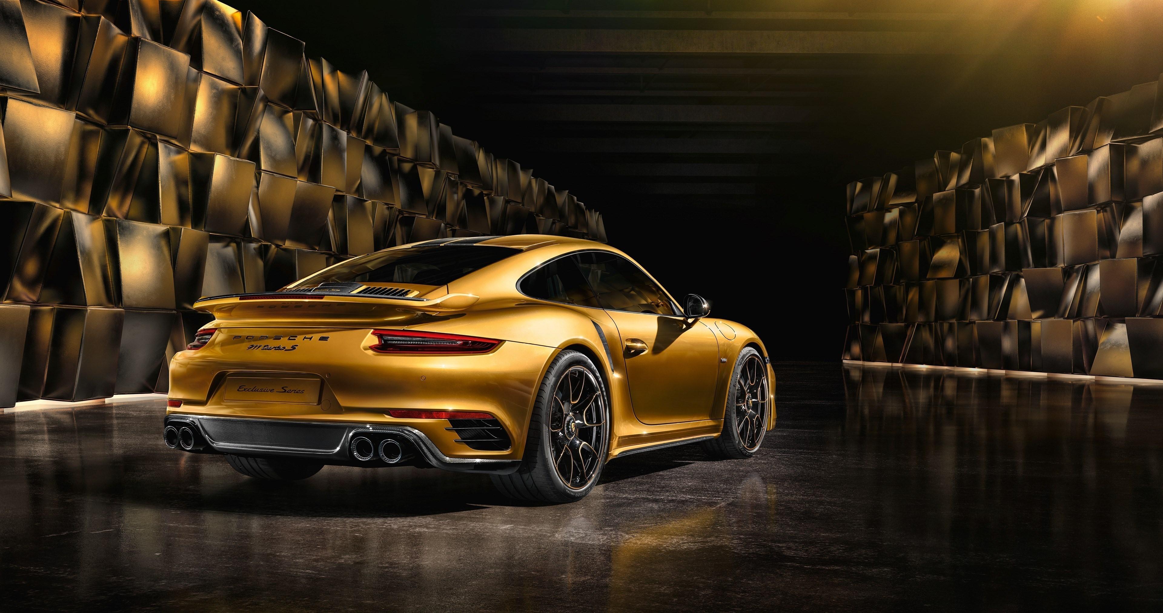 Porsche 911 Turbo Windows Background