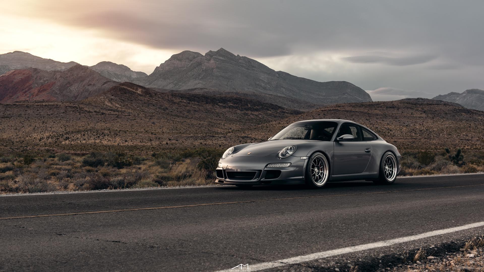 Porsche HD Background