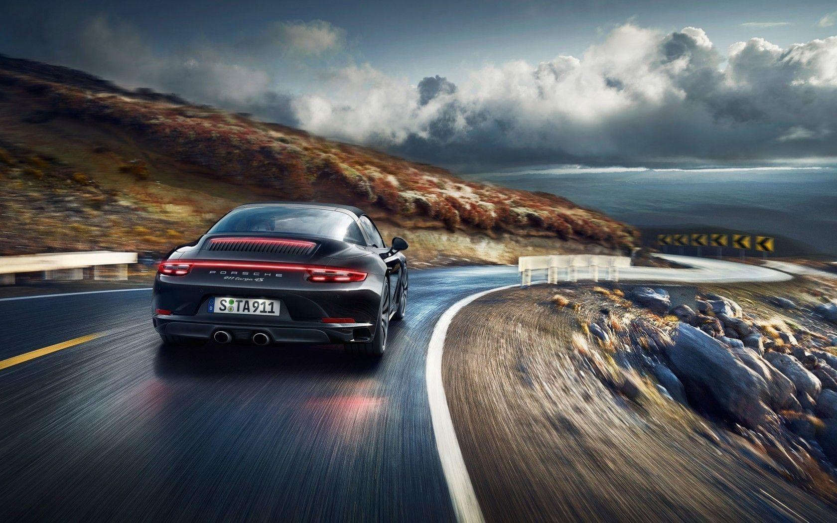 Porsche Windows Background