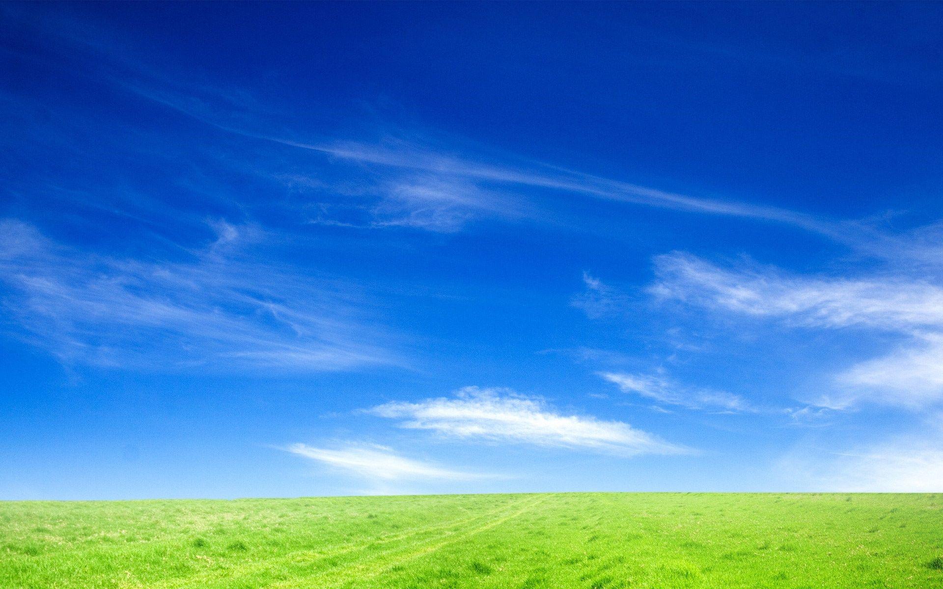 Sky Windows Background