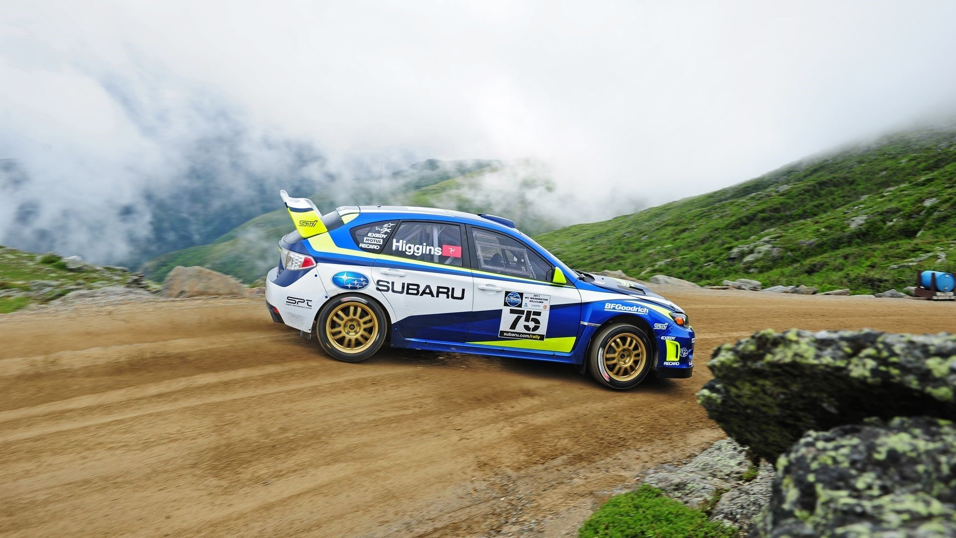 Subaru Rally Car 4K Wallpapers
