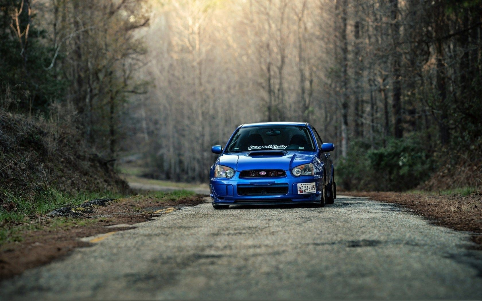 Subaru Rally Car Mobile Wallpapers