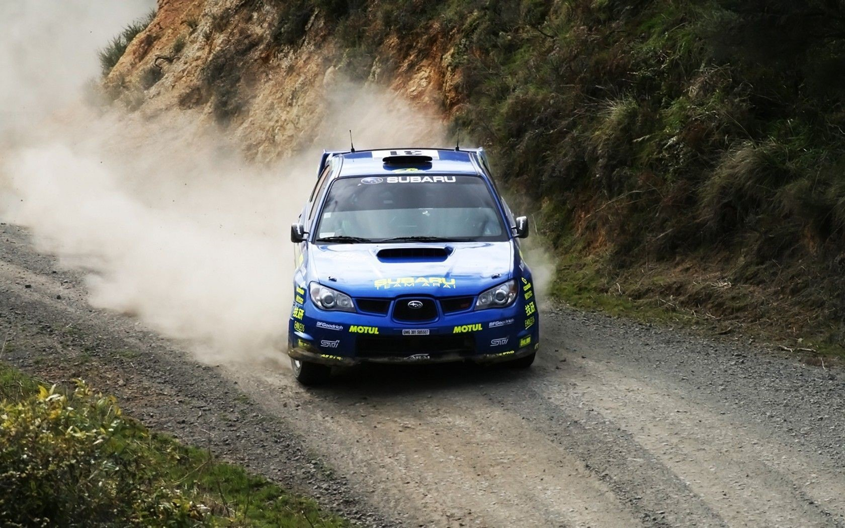 Subaru Rally Car Pics