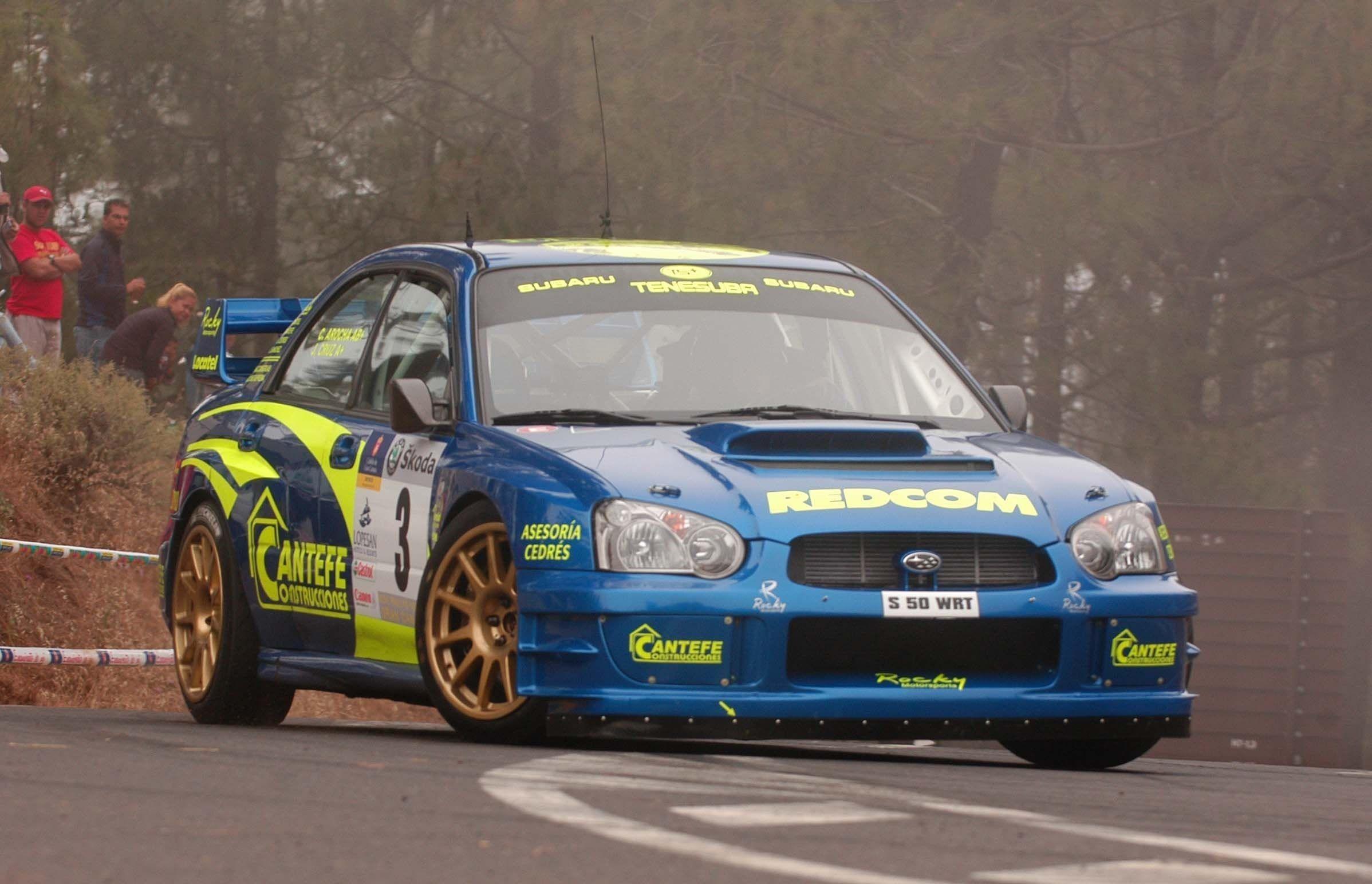 Subaru Rally Car Pictures