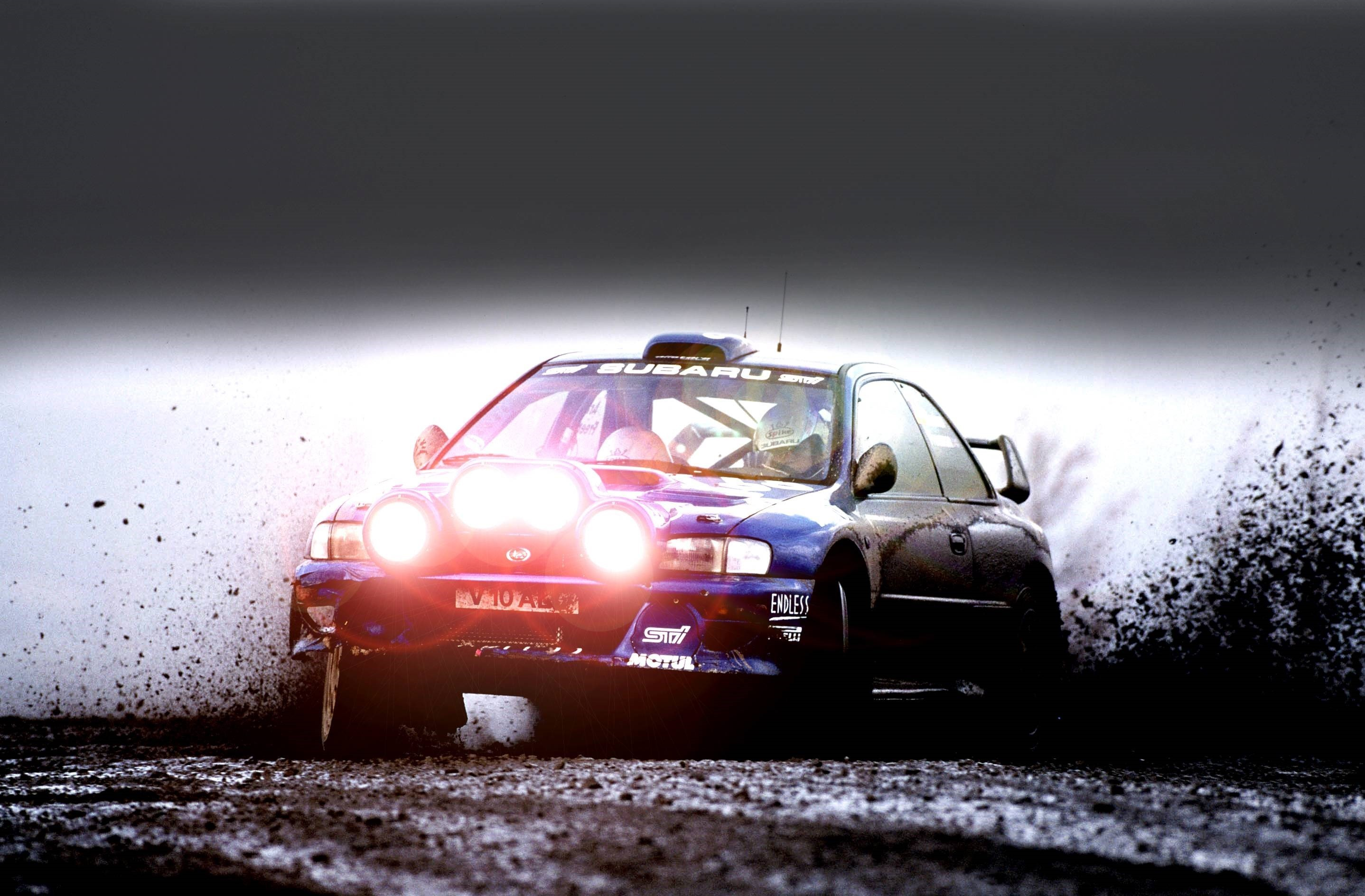 Subaru Rally Car Samsung Wallpapers