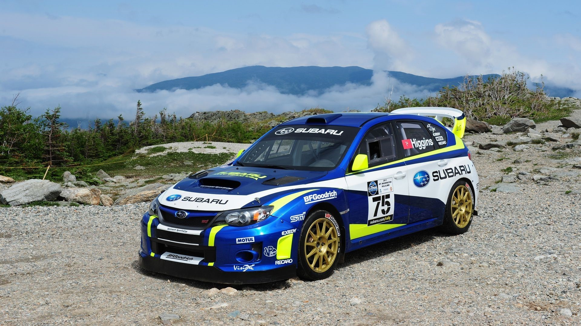 Subaru Rally Car UHD Wallpapers