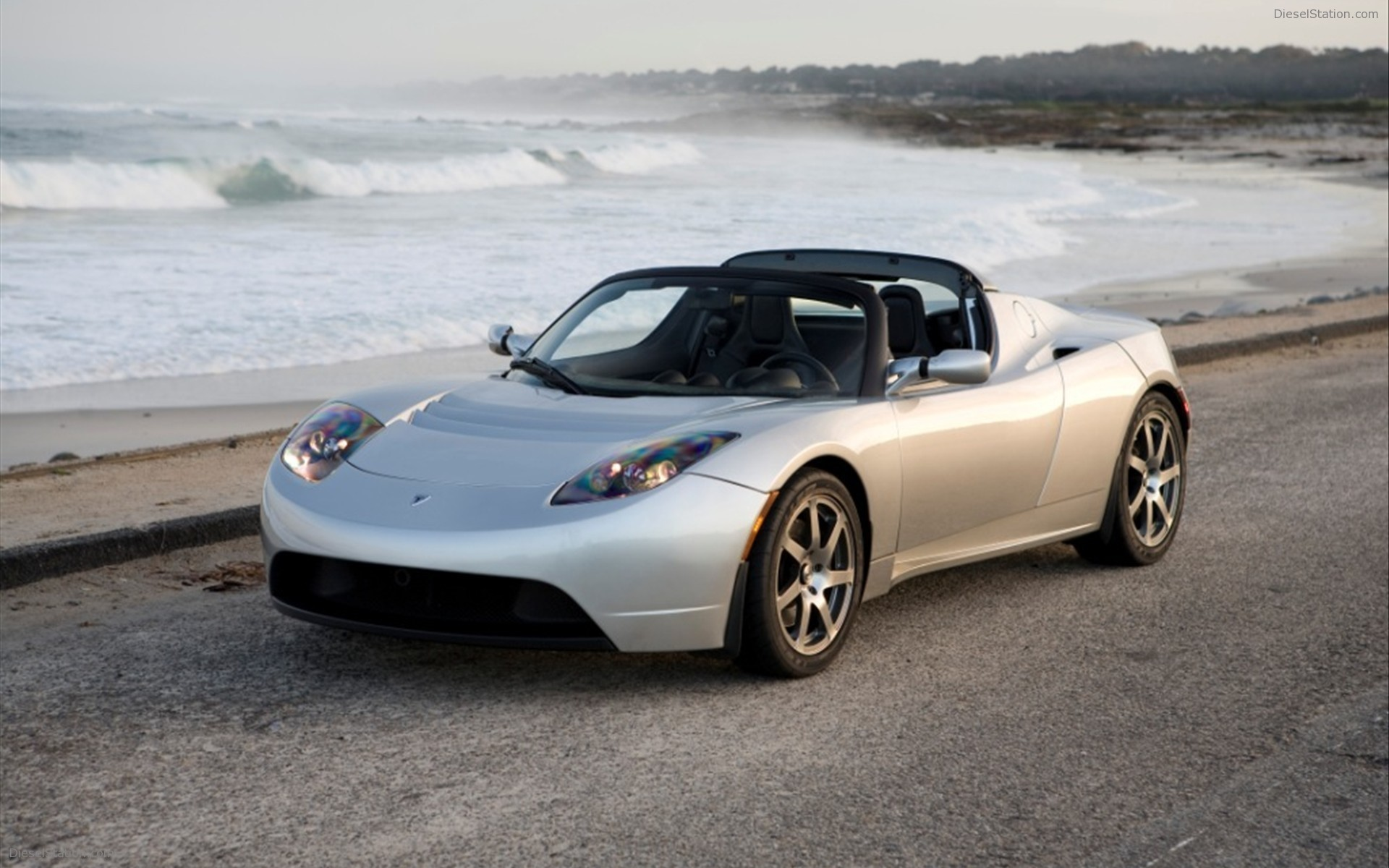 Tesla Roadster Android Wallpapers