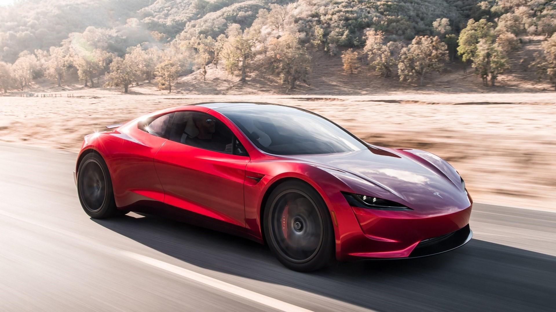 Tesla Roadster Photo