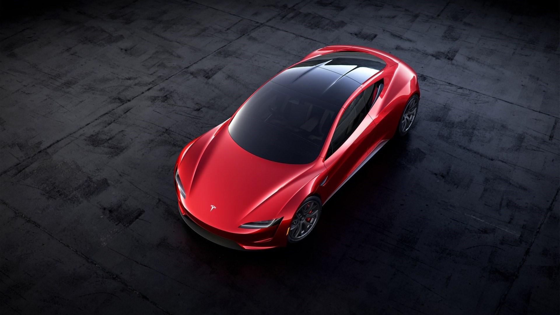 Tesla Roadster Photos