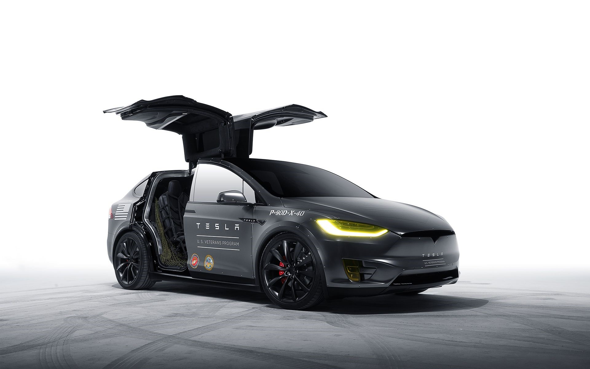 Tesla Samsung Wallpapers
