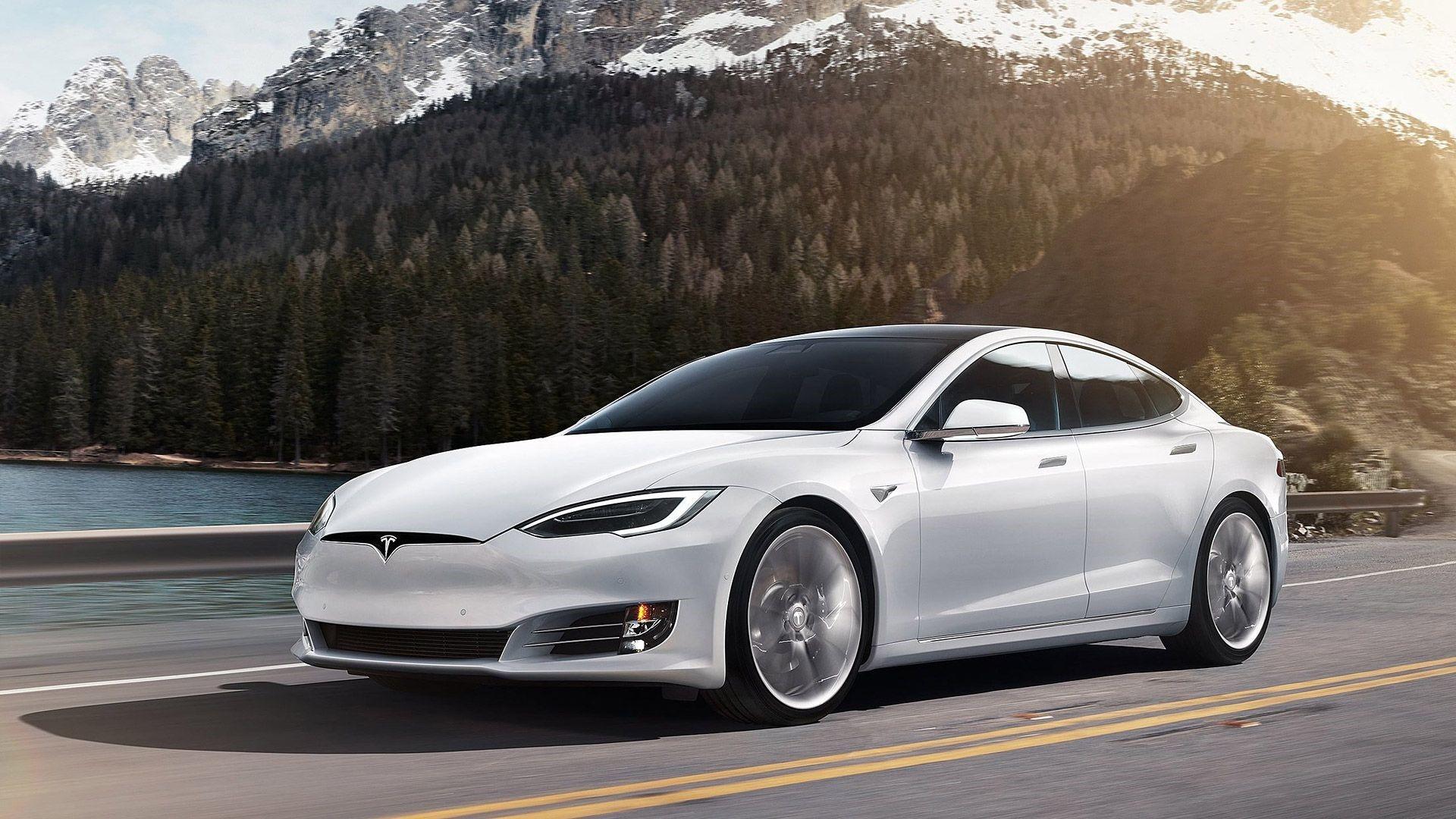 Tesla UHD Wallpapers