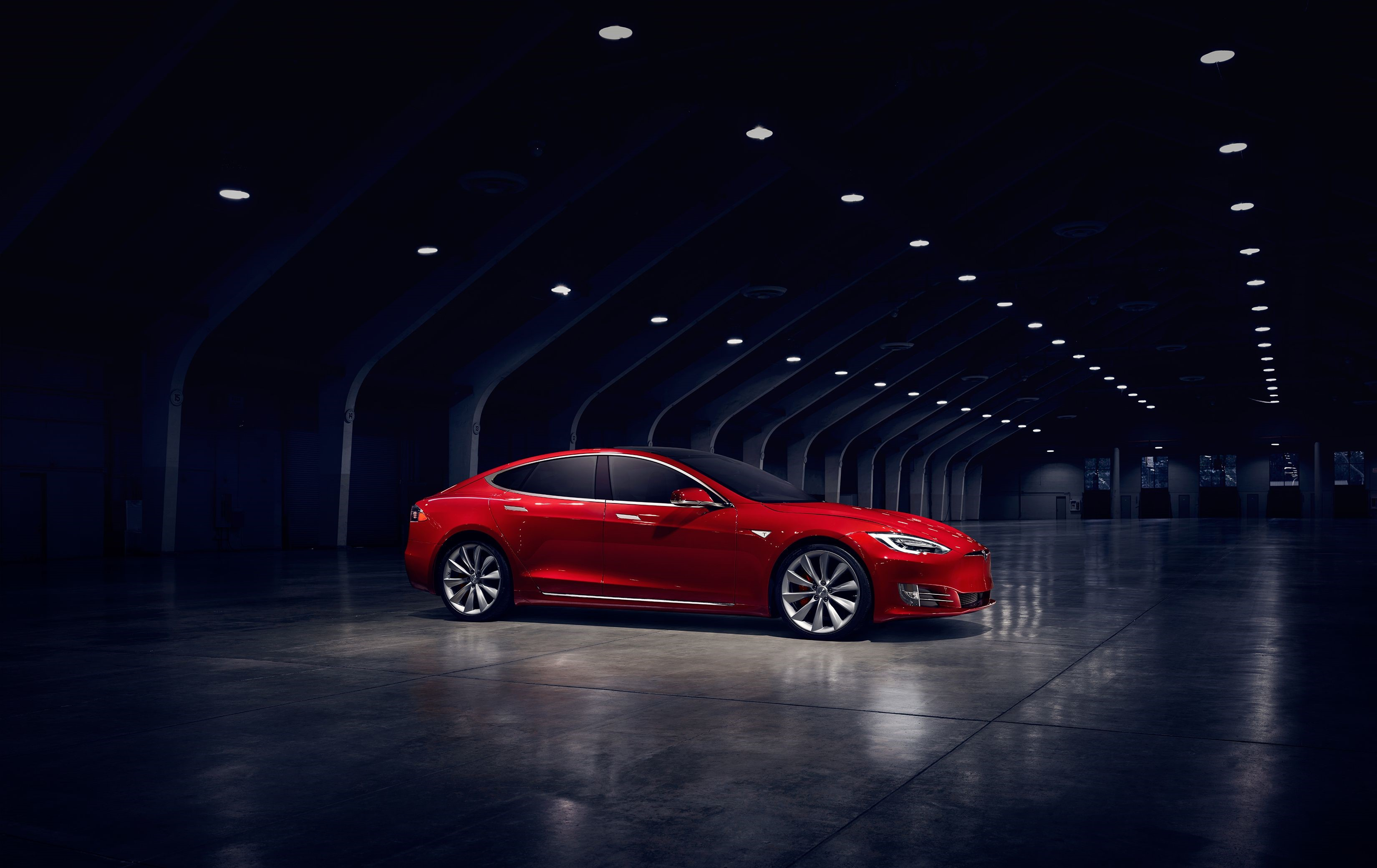 Tesla Windows Background