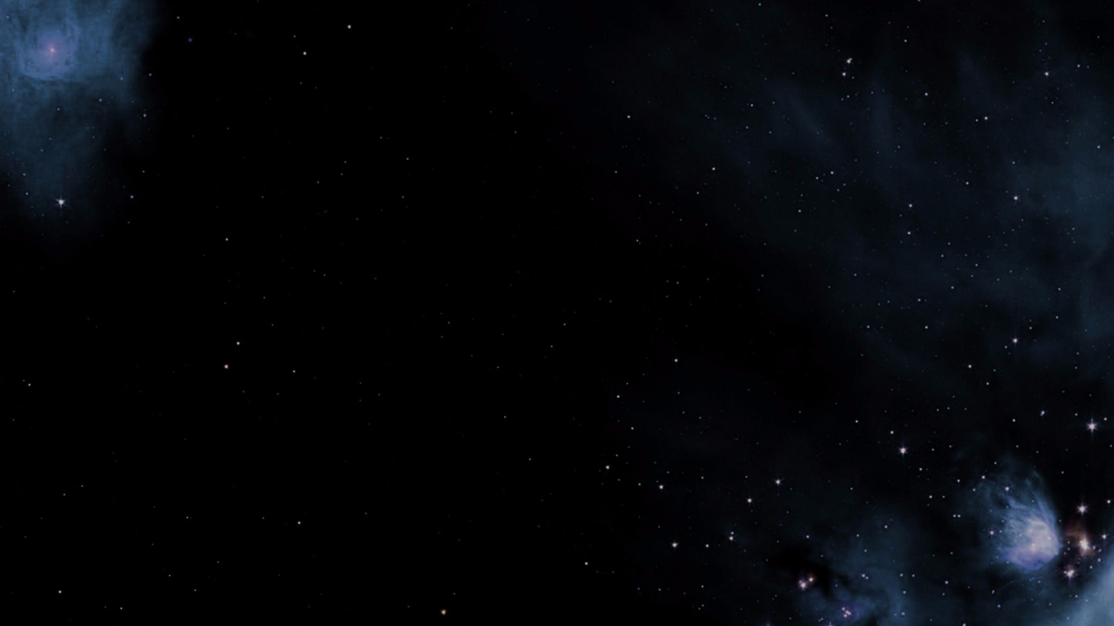 4K Dark Windows Background