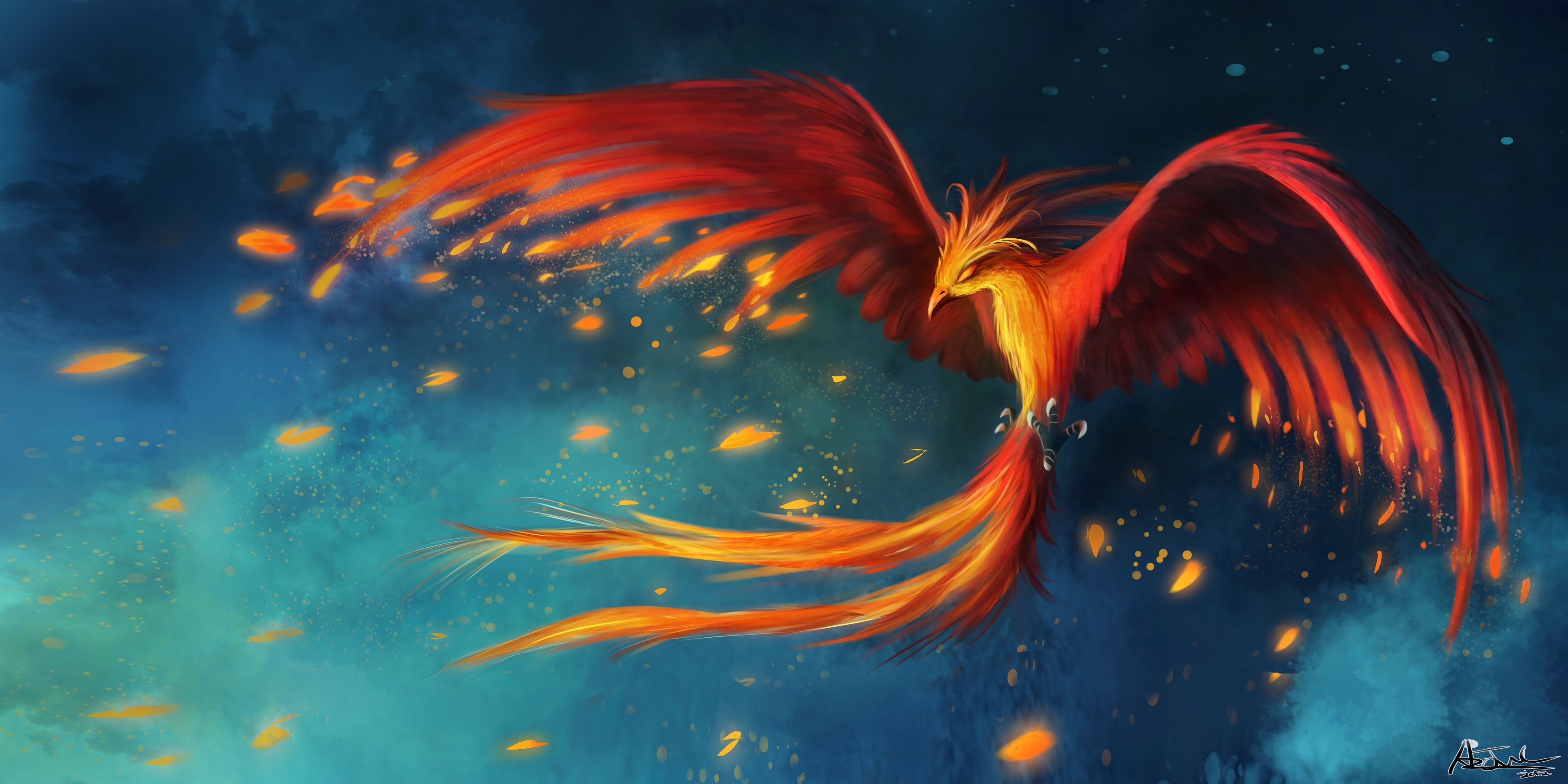 4K Phoenix 4K Wallpapers